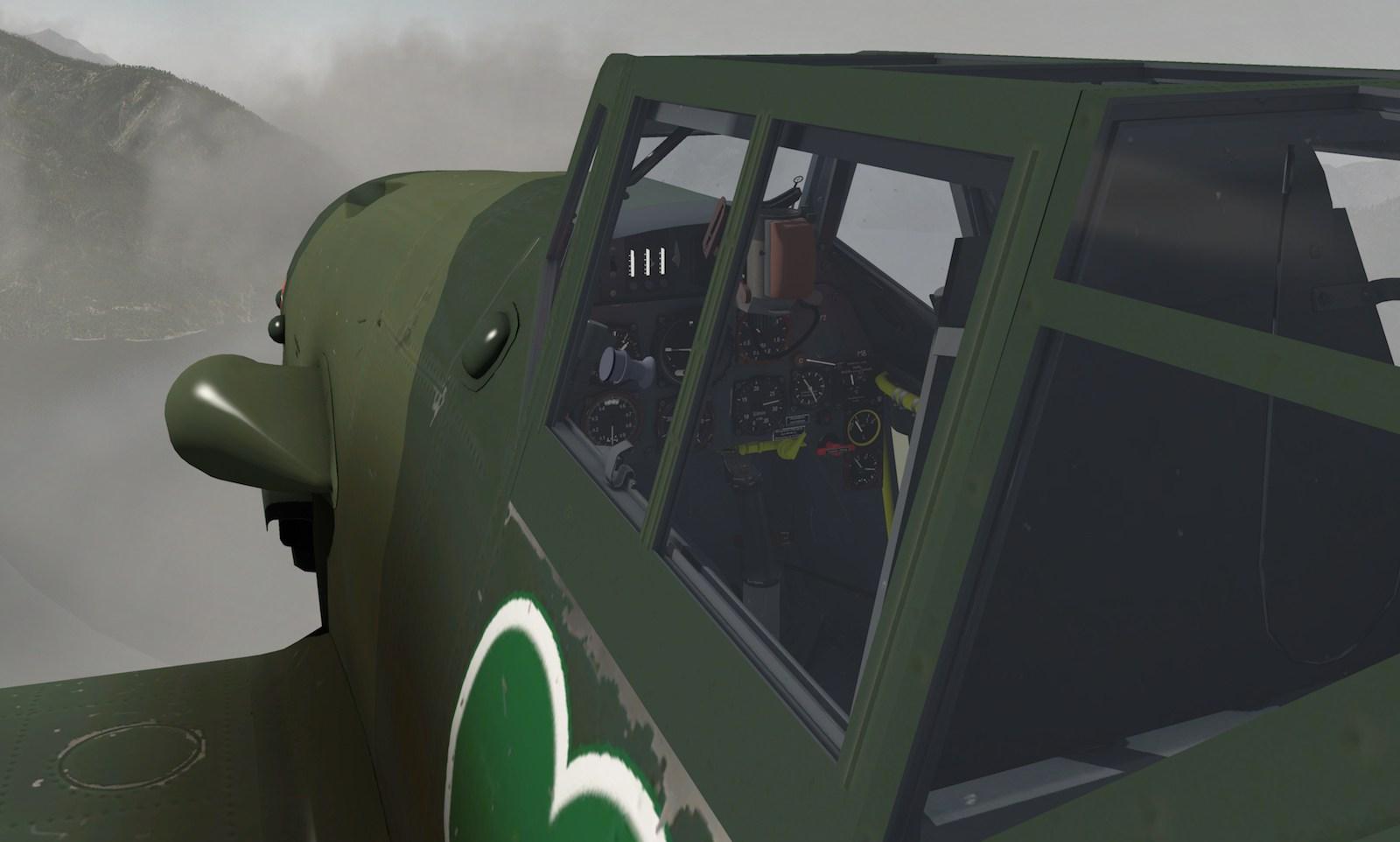 MLAeroDG Me-109 overview 12