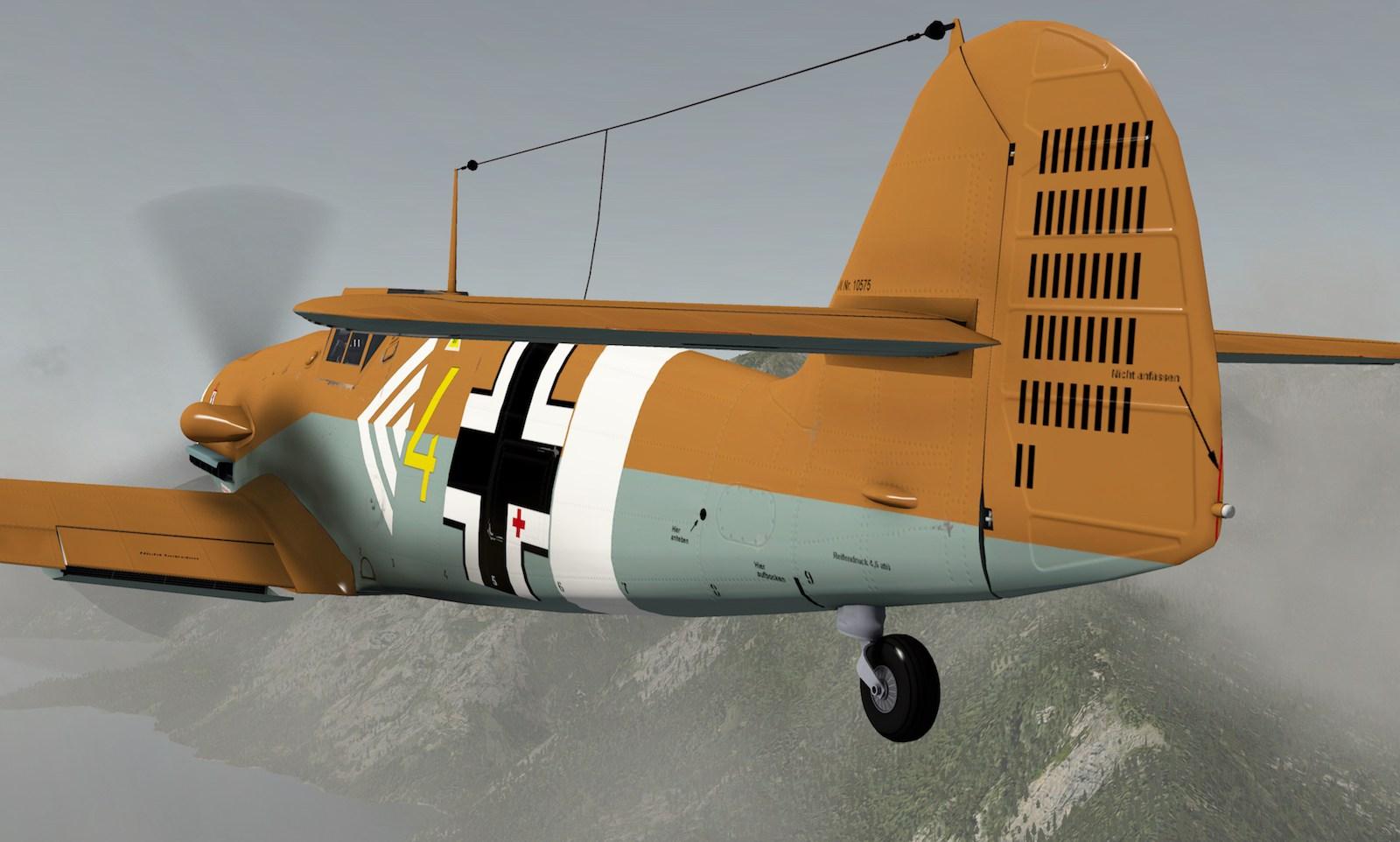 MLAeroDG Me-109 overview 2