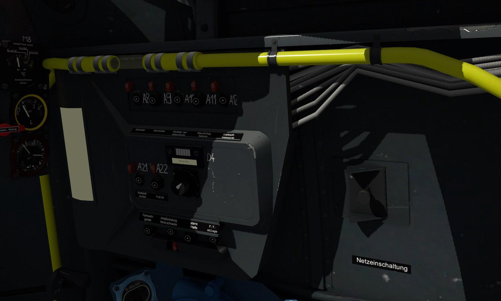 MLAeroDG Me-109 overview 6