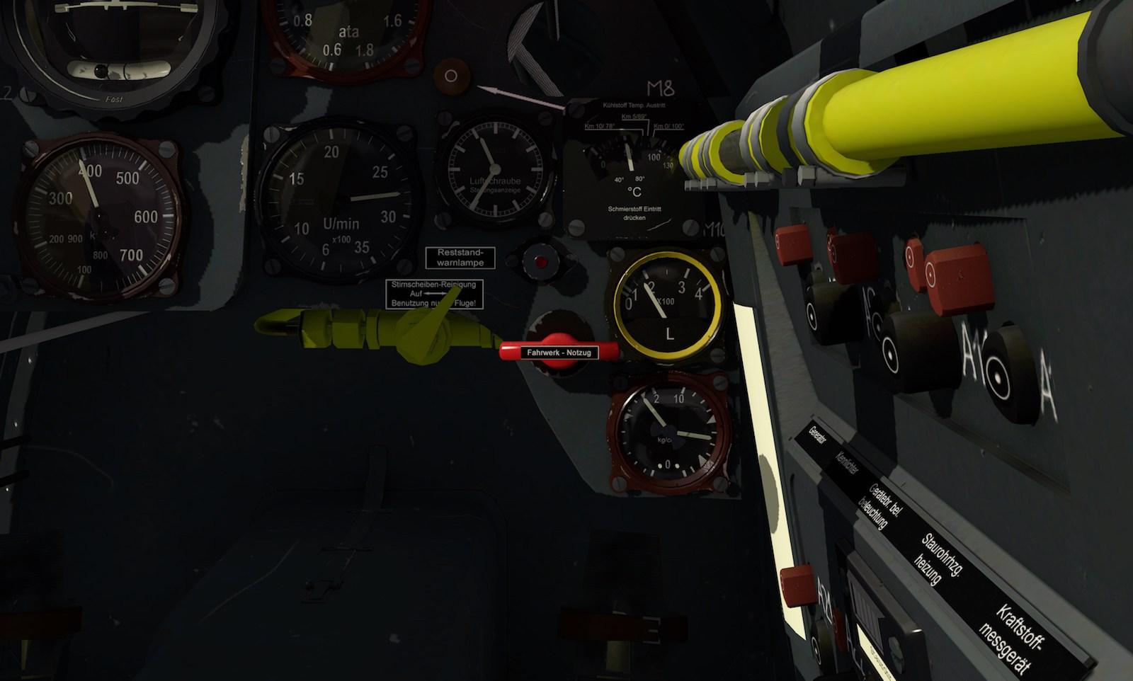 MLAeroDG Me-109 overview 7