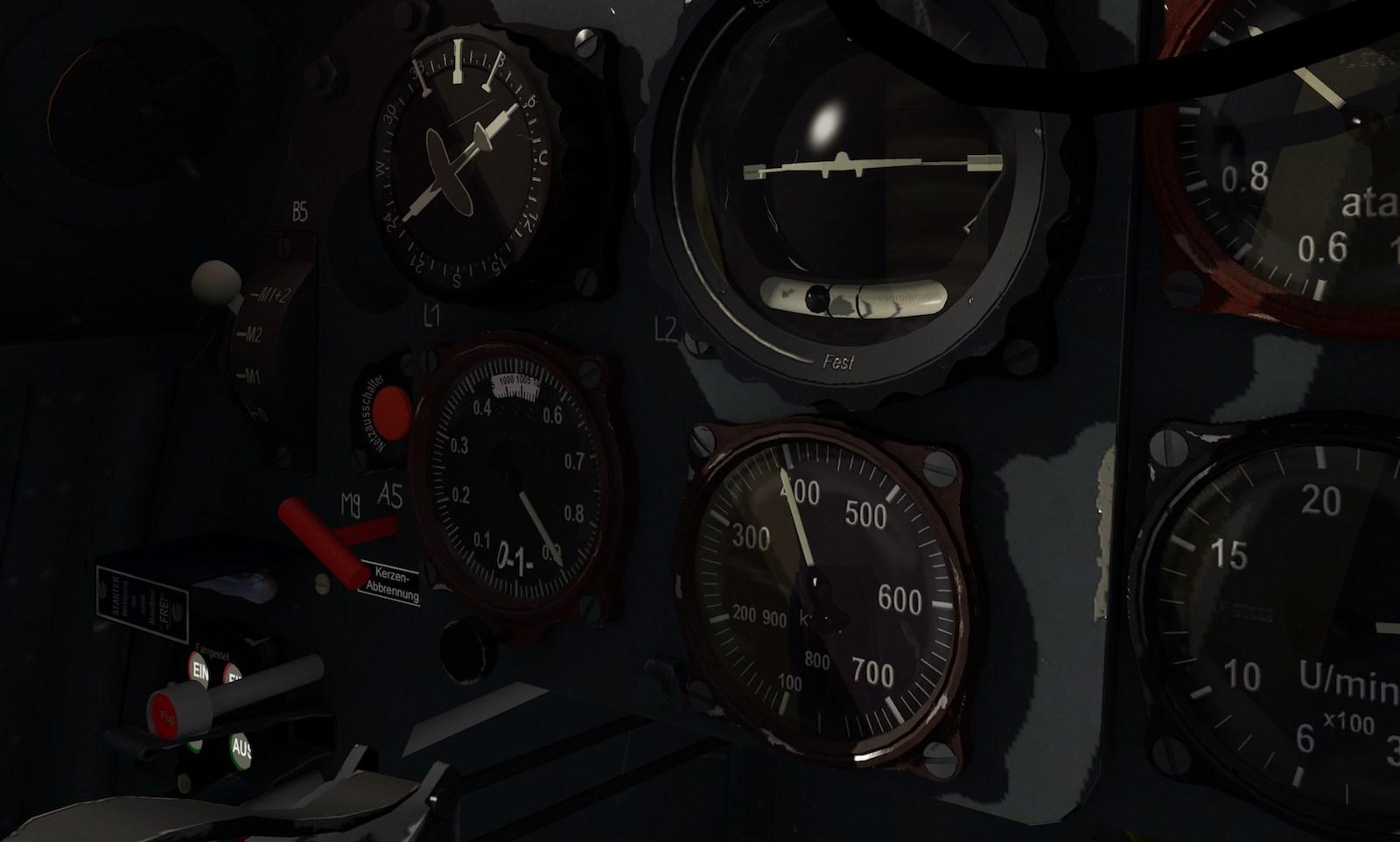 MLAeroDG Me-109 overview 8