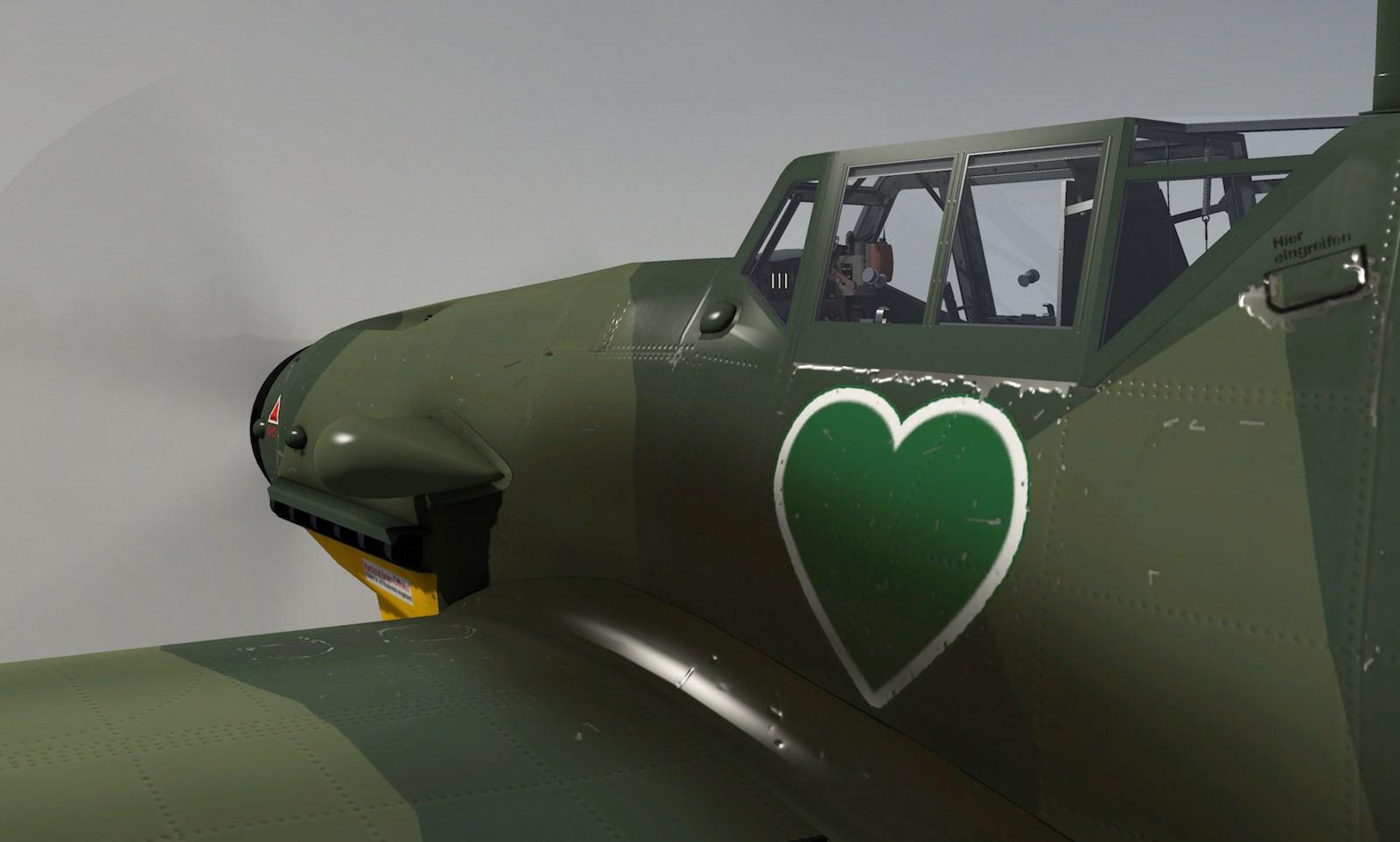 MLAeroDG Me-109 overview 9