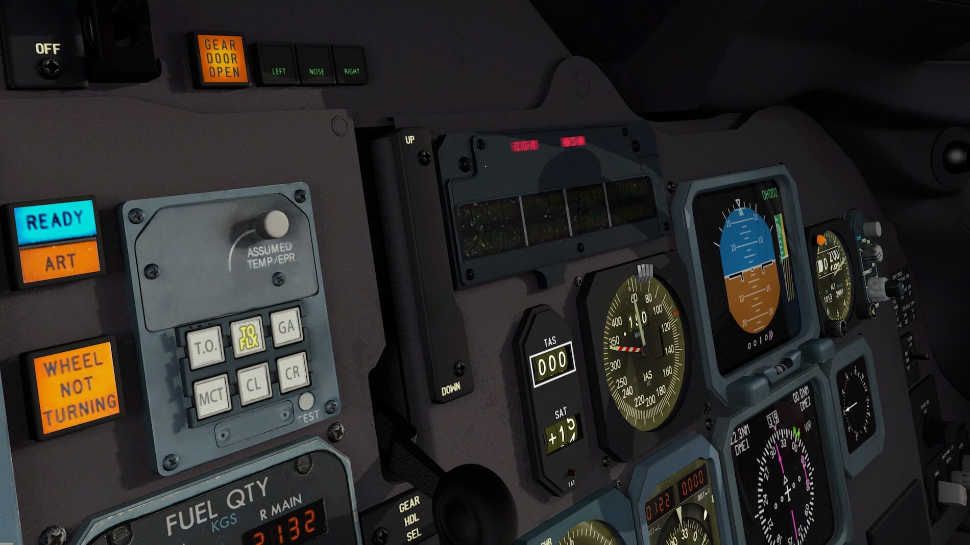 Rotate-MD-80 3D cockpit overview 11