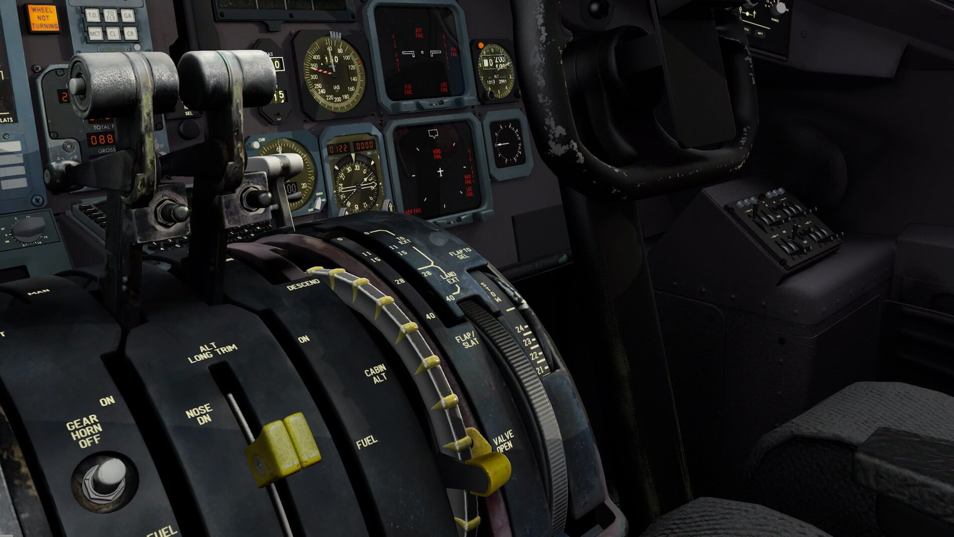 Rotate-MD-80 3D cockpit overview 13