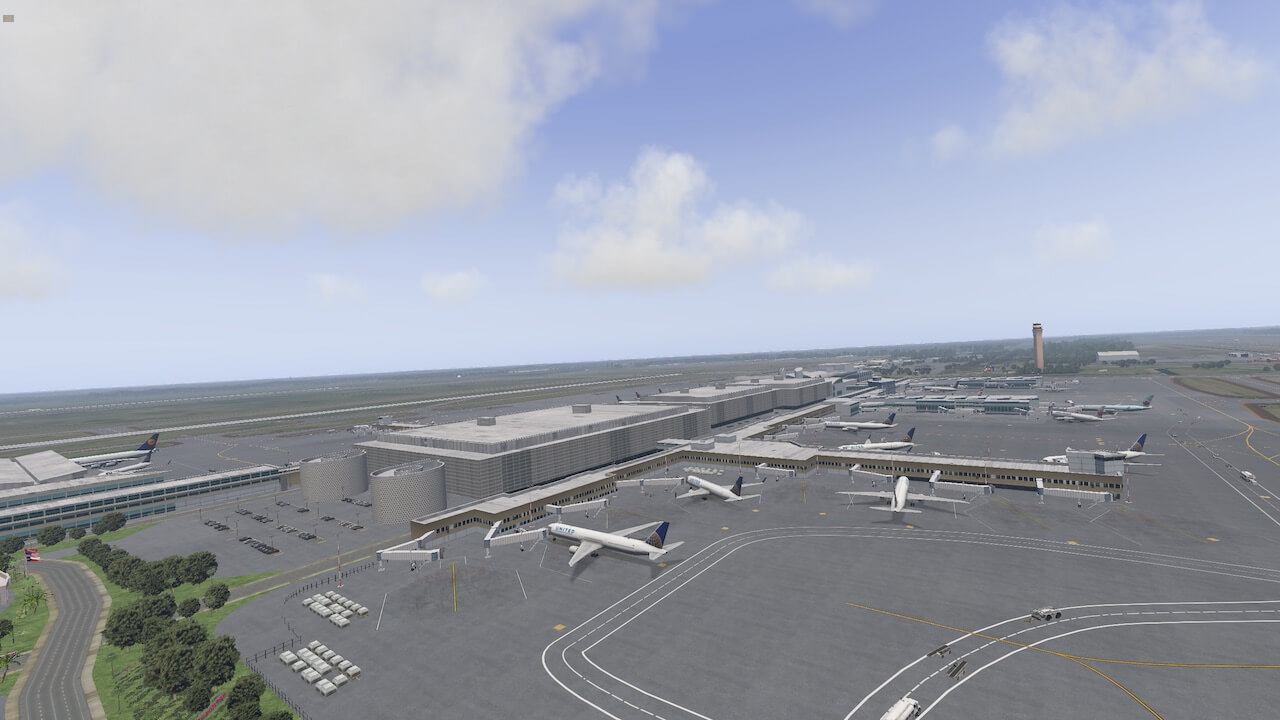 KIAH George Bush Airport | X-Plained, the Source for All