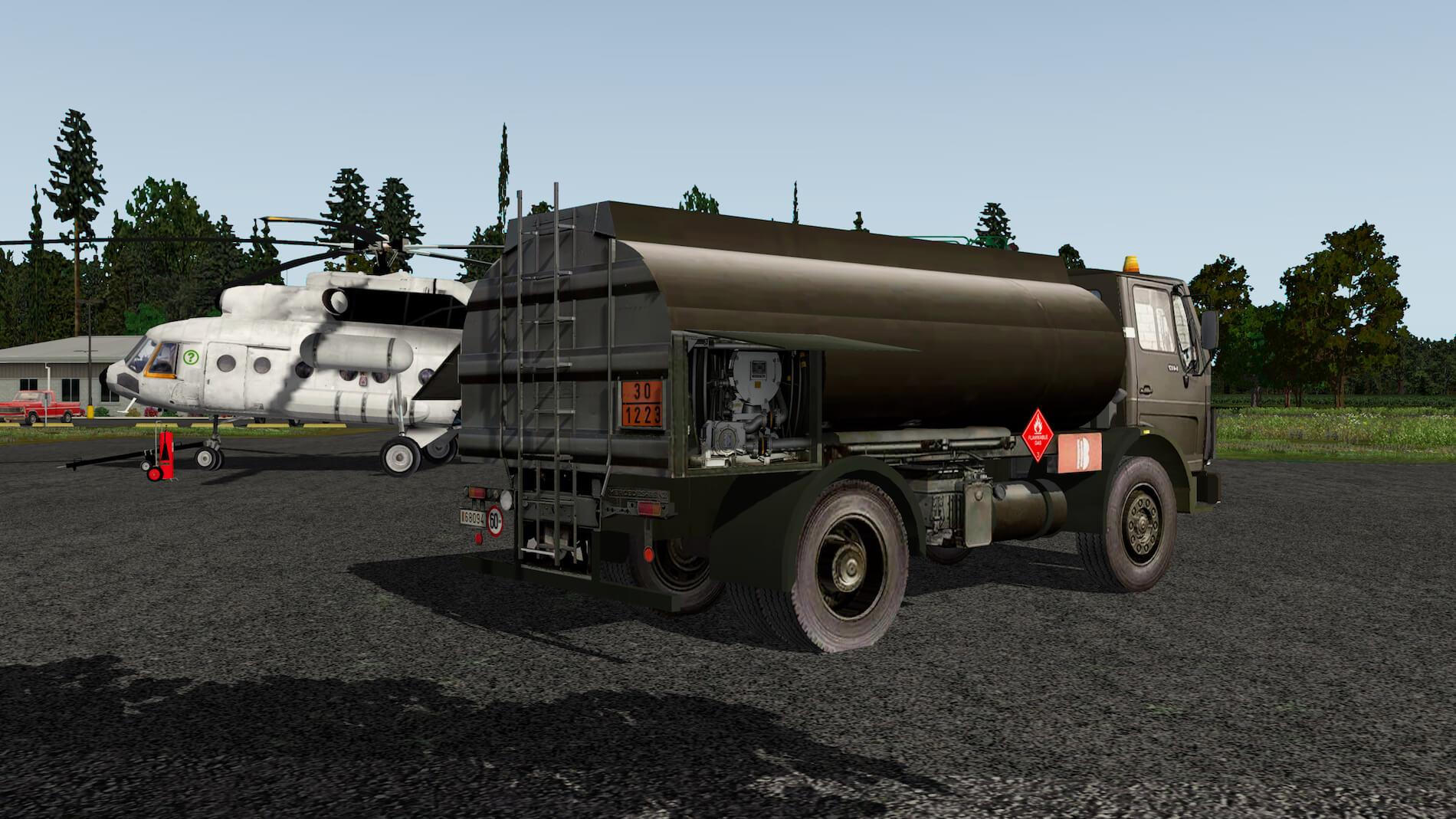 Military-Mercedes-Refuel-truck-06