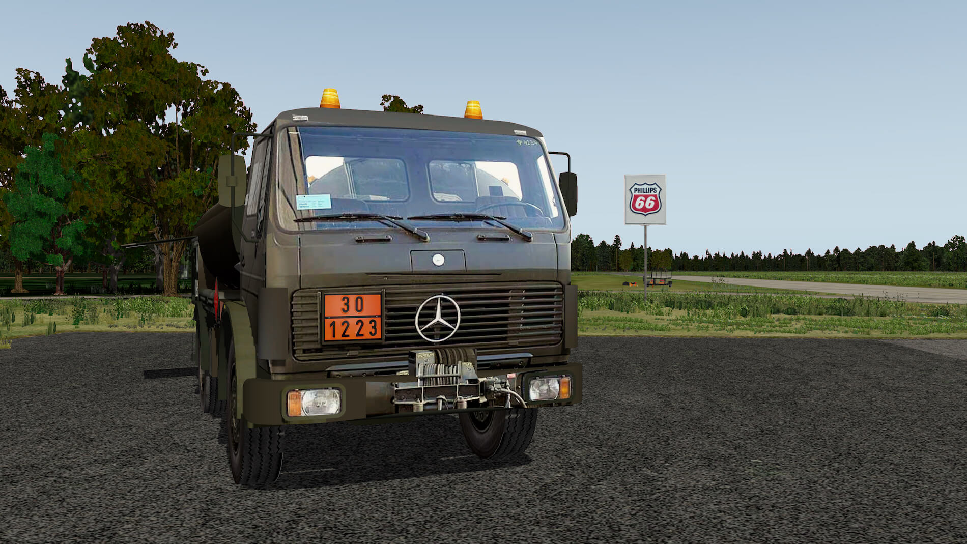 Military-Mercedes-Refuel-truck-10