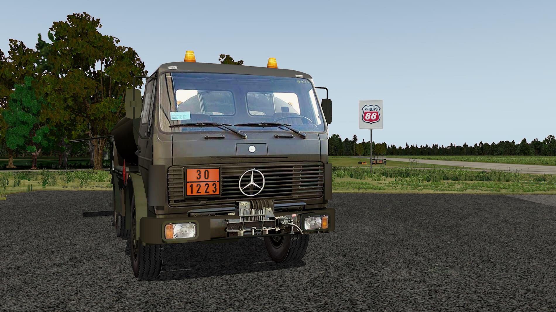 Military-Mercedes-Refuel-truck-10