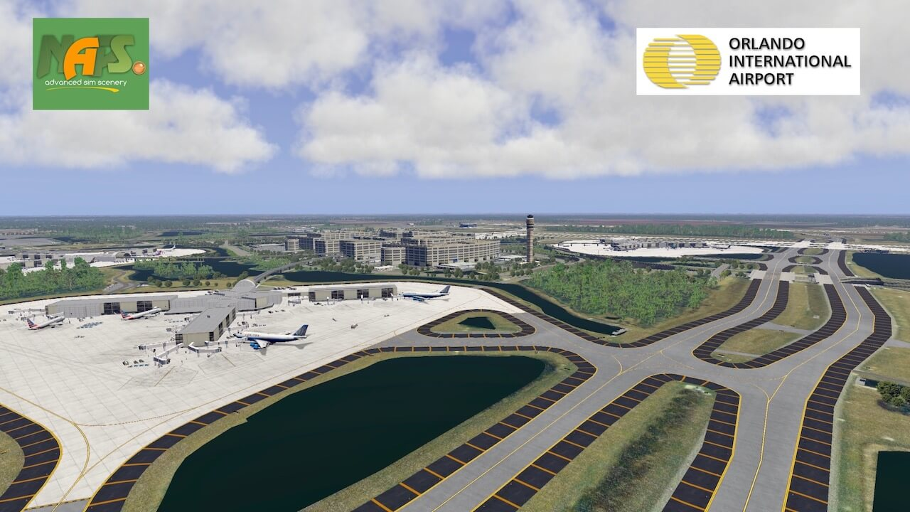 KMCO Orlando Airport | X-Plained, the Source for All Your X-Plane