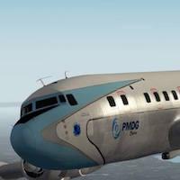 PMDG-Cloudmaster-DC-6