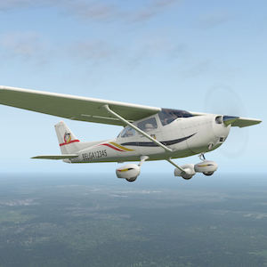 Belga X-Plane-11 Cessna C172SP Livery | X-Plained, the Source for