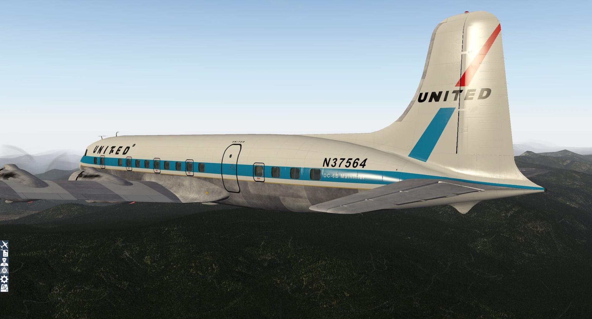 Part II | PMDG Douglas DC-6 Cloudmaster | X-Plained, the