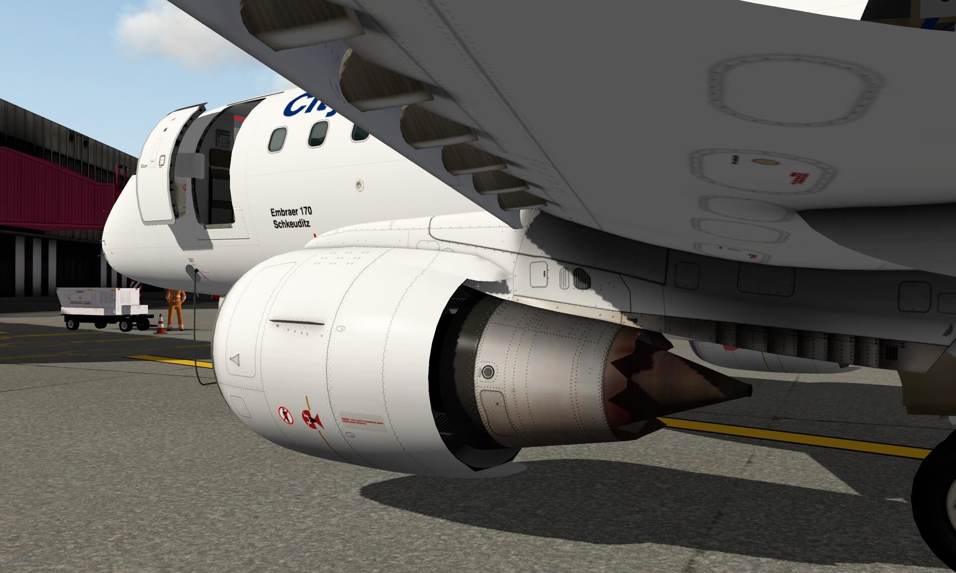 Review   SSG E-Jet Evolution E-170 Series   X-Plained, the