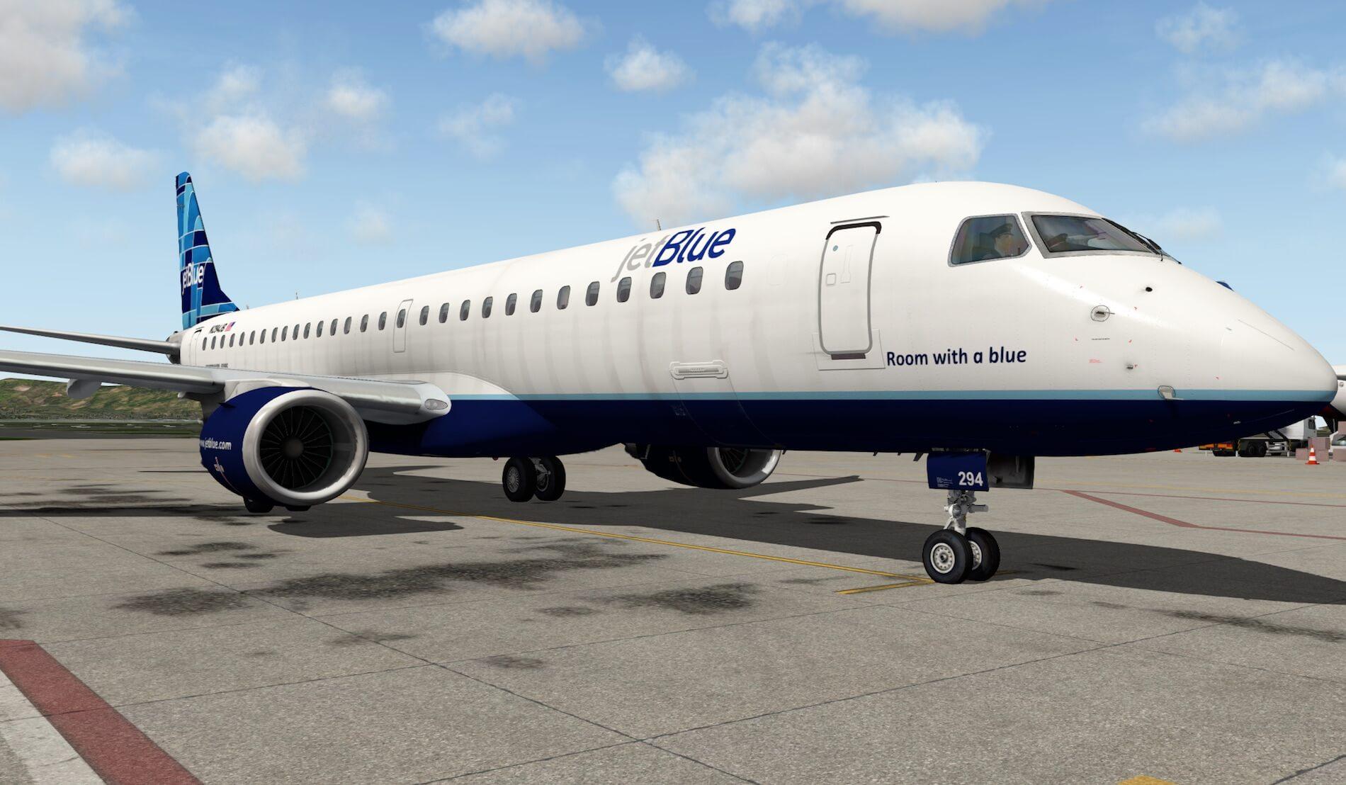 X Crafts Embraer E
