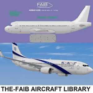The FAIB Aircraft Library | X-Plained, the Source for All