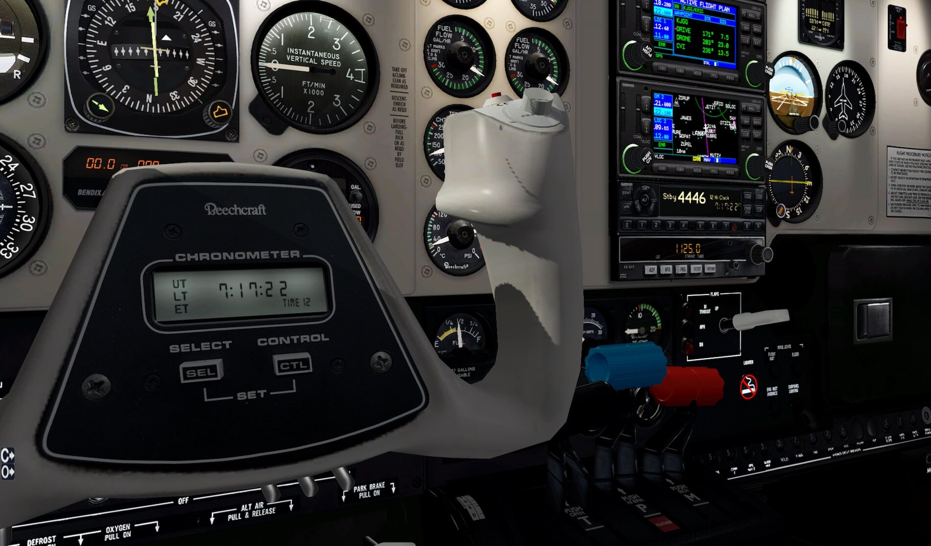 Review | Carenado Beechcraft Baron 58 | X-Plained, the Source for
