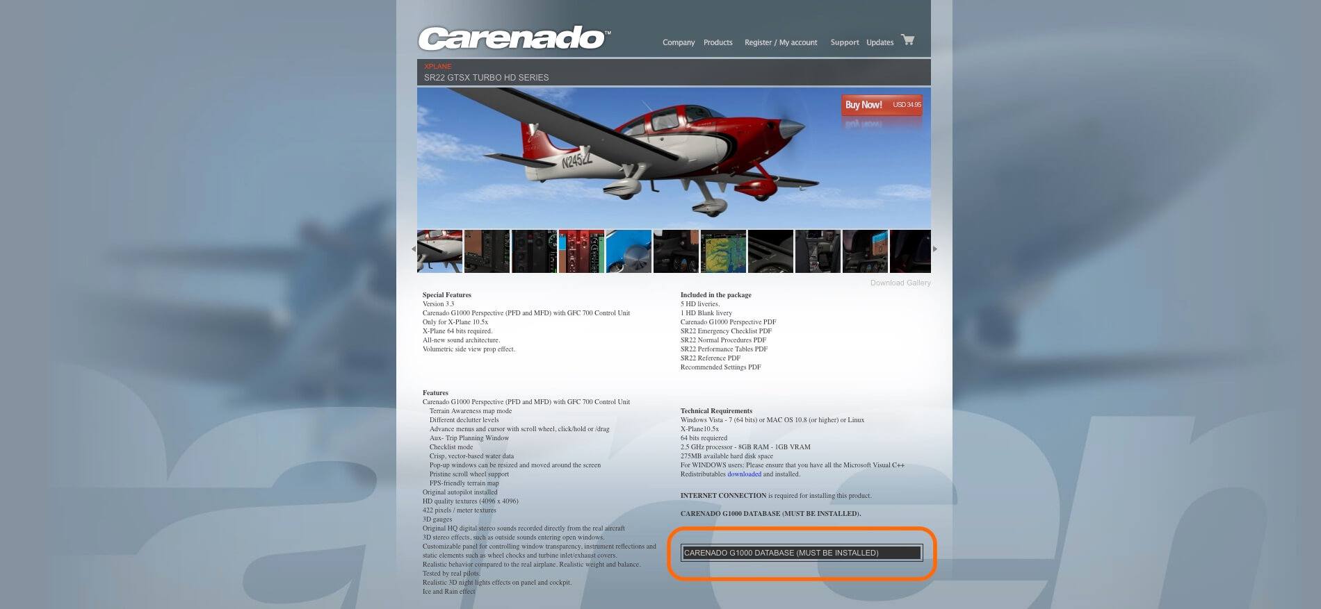 Review | Carenado SR22 GTSX Turbo | X-Plained, the Source for All