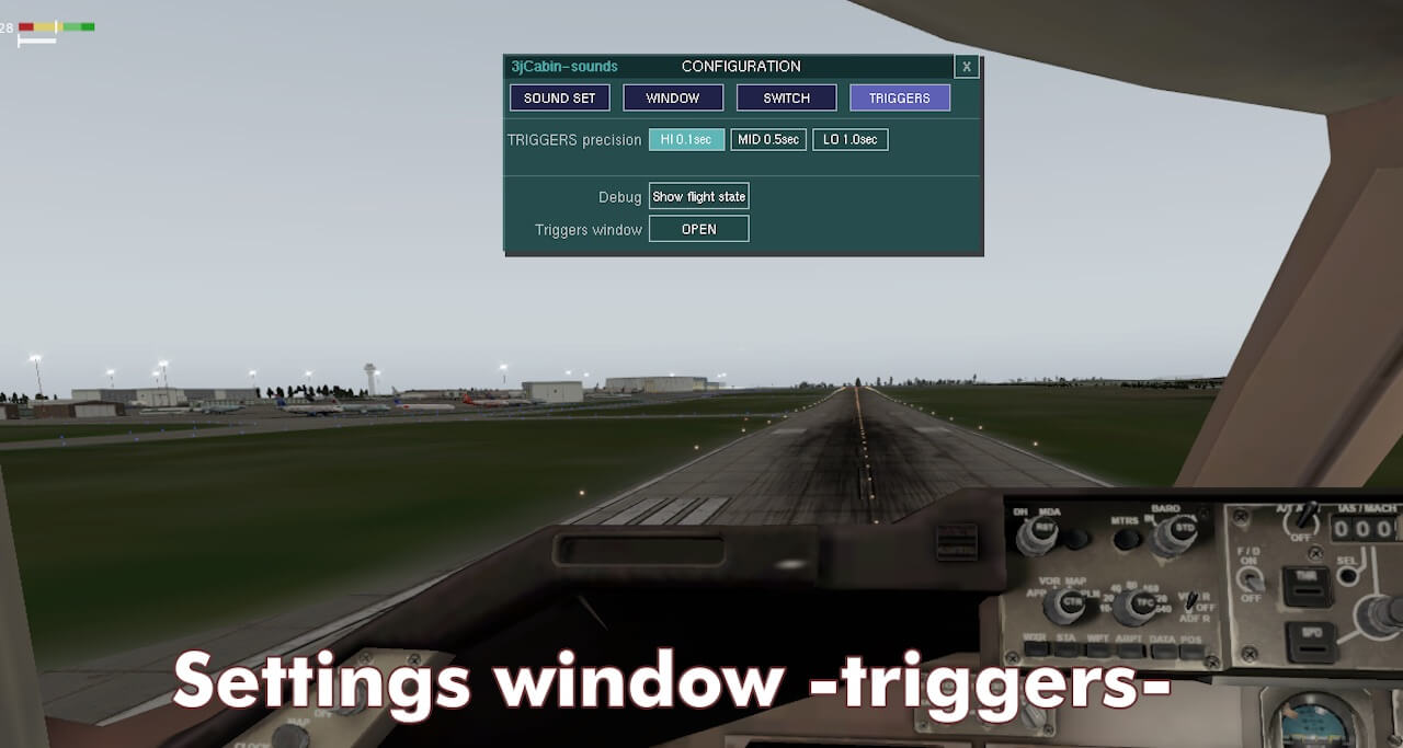 3jCabin-sounds | X-Plained, the Source for All Your X-Plane Articles