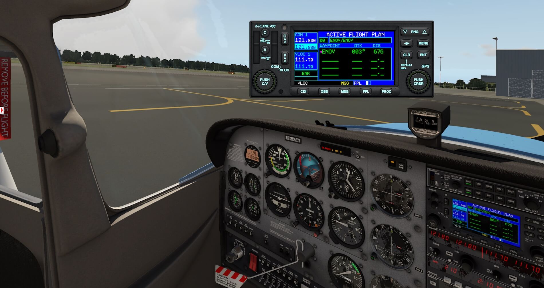 Review   Airfoillabs Cessna 172SP   X-Plained, the Source