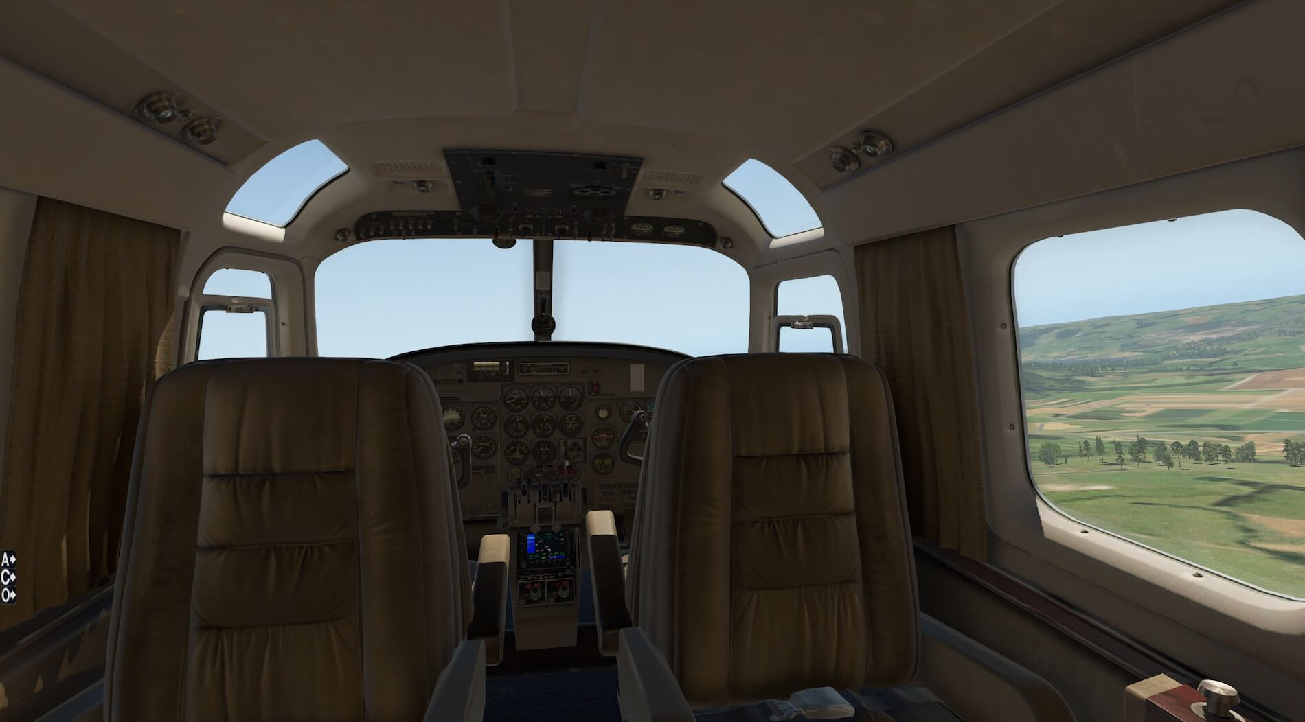 Review Carenado 500s Shrike Aero Commander X Plained