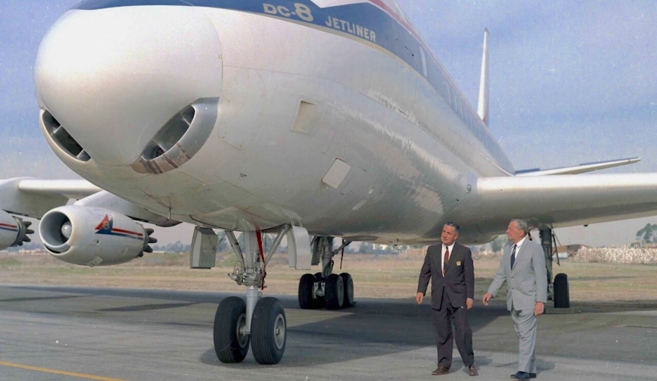 ... that these DC-80-60 Series have profiles tires, so hopefully this is  something that can be implemented in a future update of the modeled DC-8  aircraft.