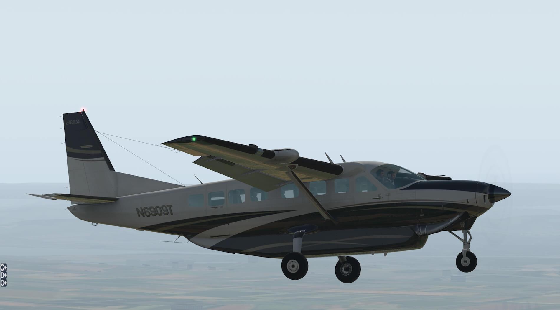 Review | Carenado C208B Grand Caravan for X-Plane 11 | X