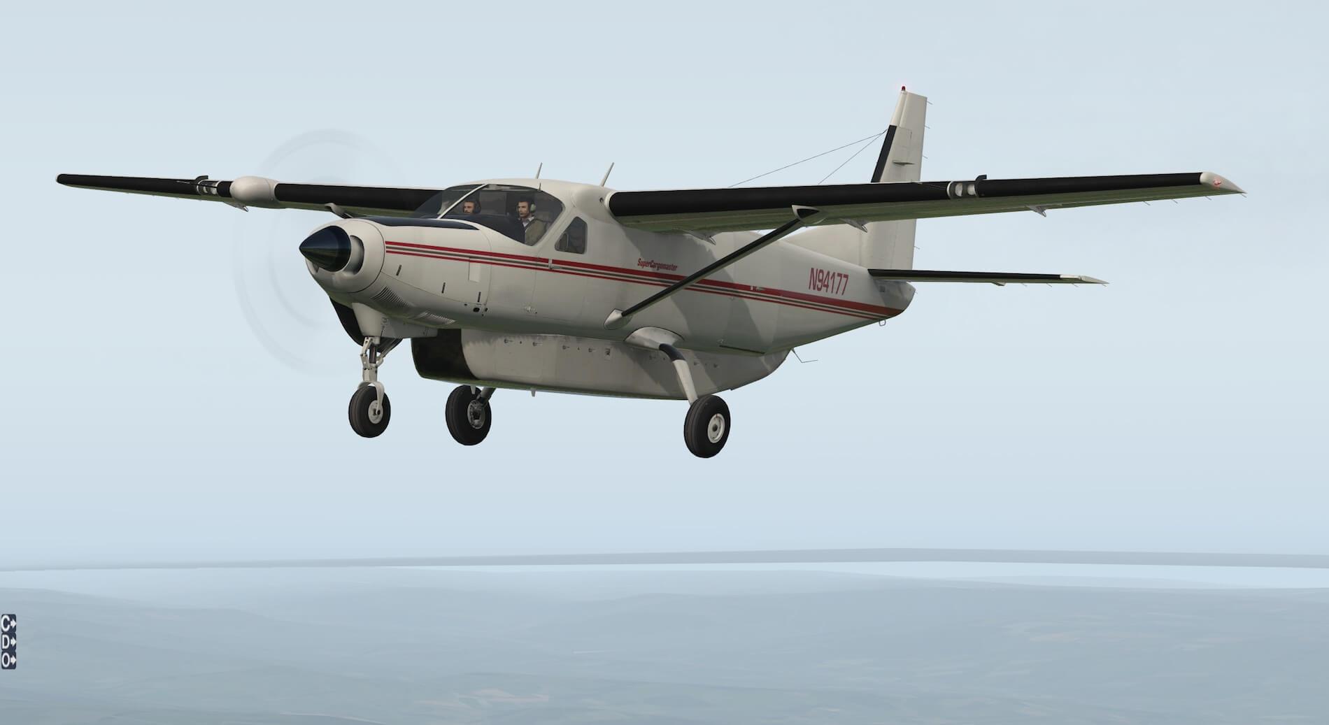 Review Carenado C208b Grand Caravan For X Plane 11 X Plained