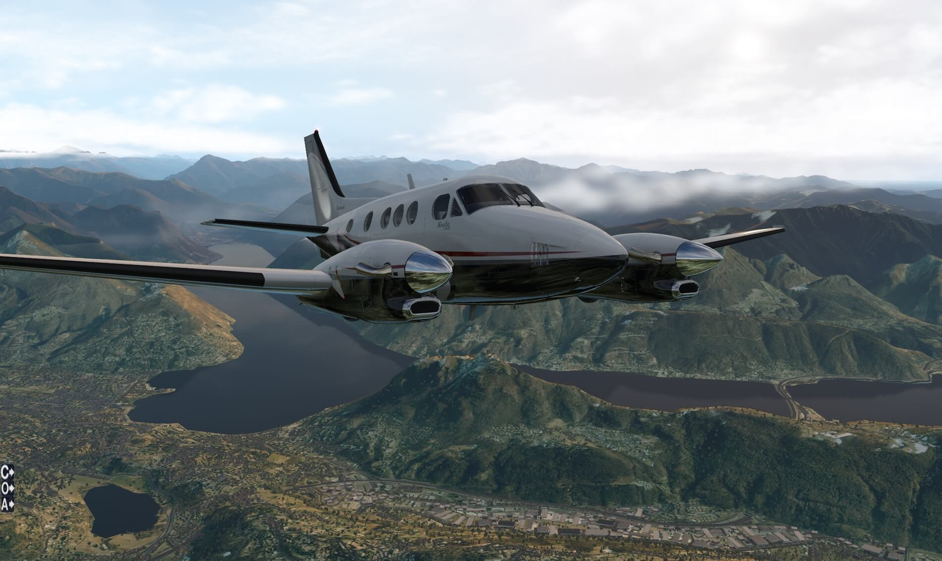 Review | Carenado C90B King Air for X-Plane 11 | X-Plained, the