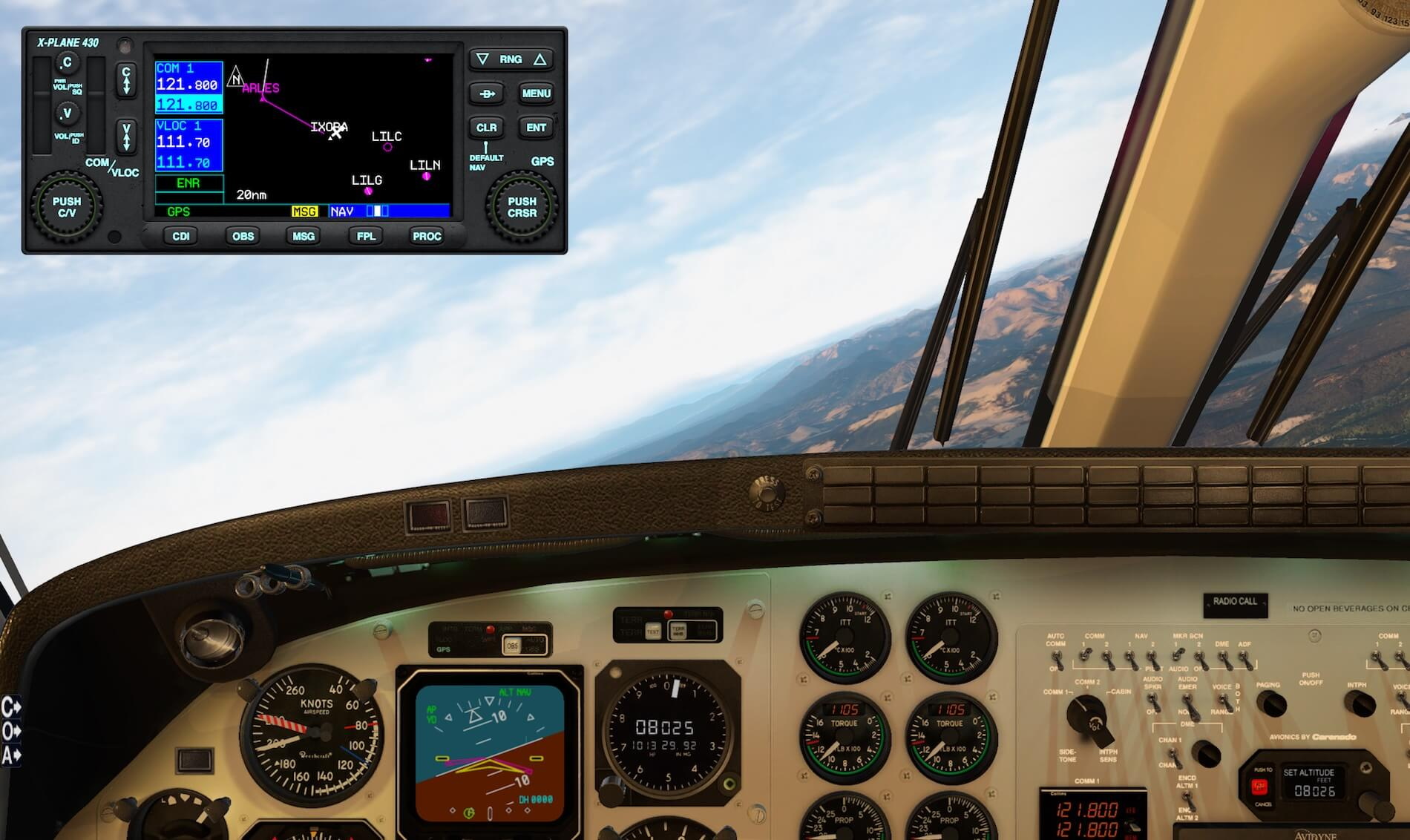 Review | Carenado C90B King Air for X-Plane 11 | X-Plained, the