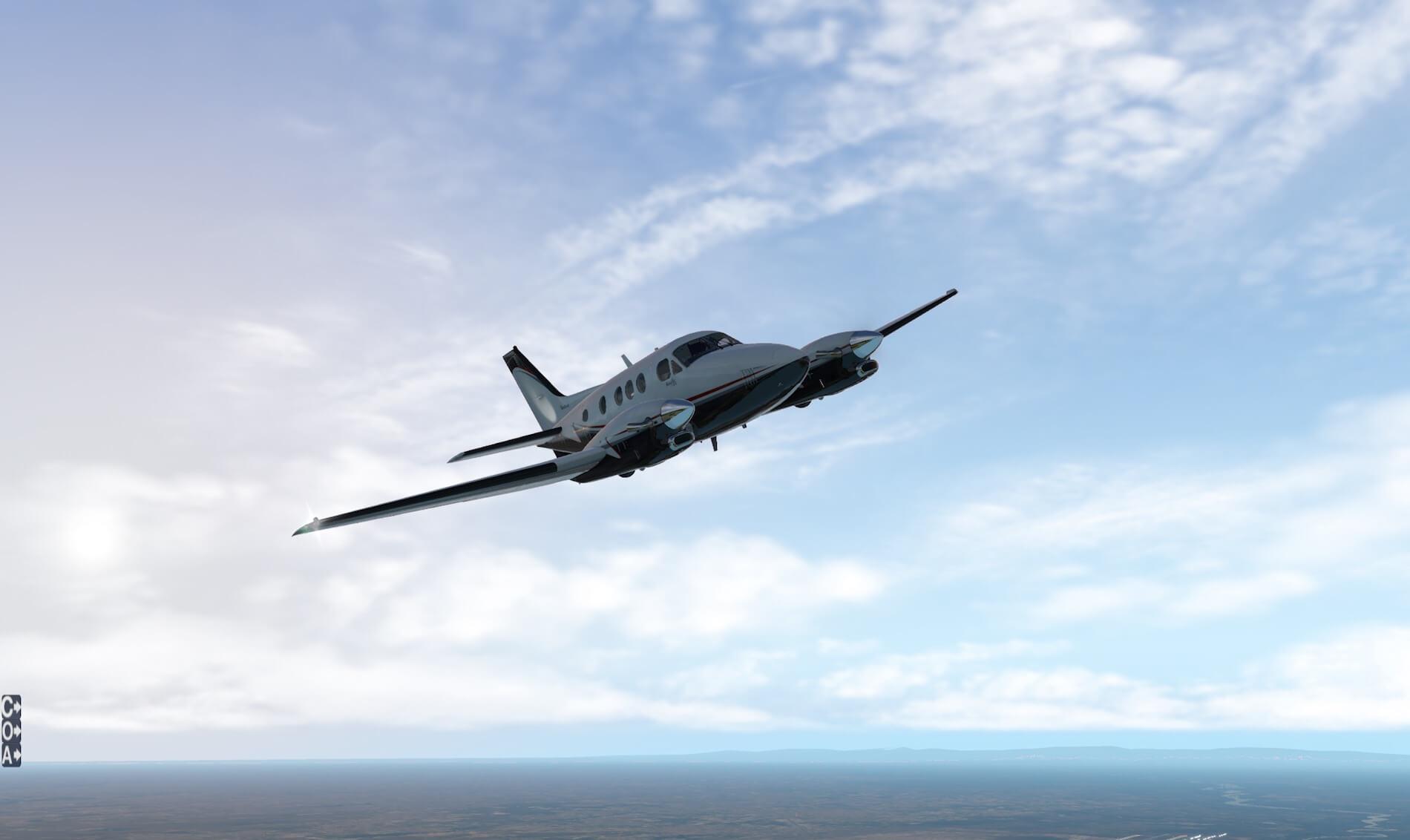 Review   Carenado C90B King Air for X-Plane 11   X-Plained