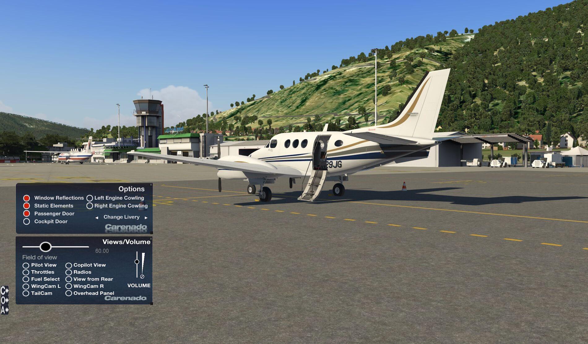 Review | Carenado C90B King Air for X-Plane 11 | X-Plained