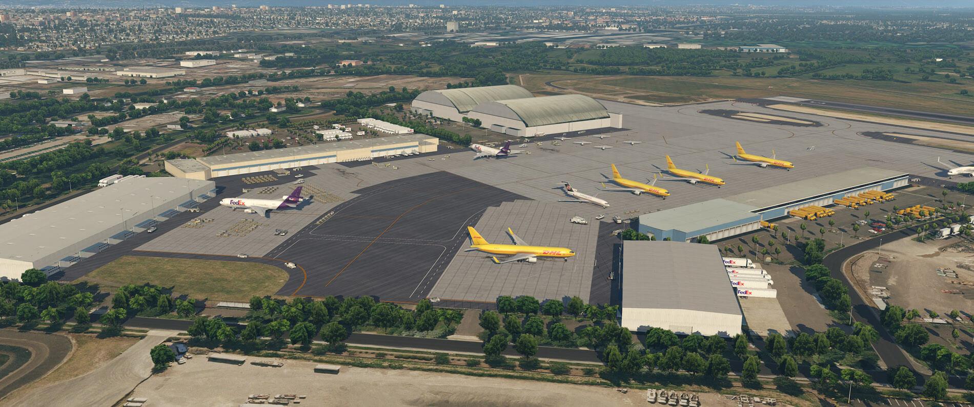 KPDX | Portland International Airport for X-Plane 11 | X
