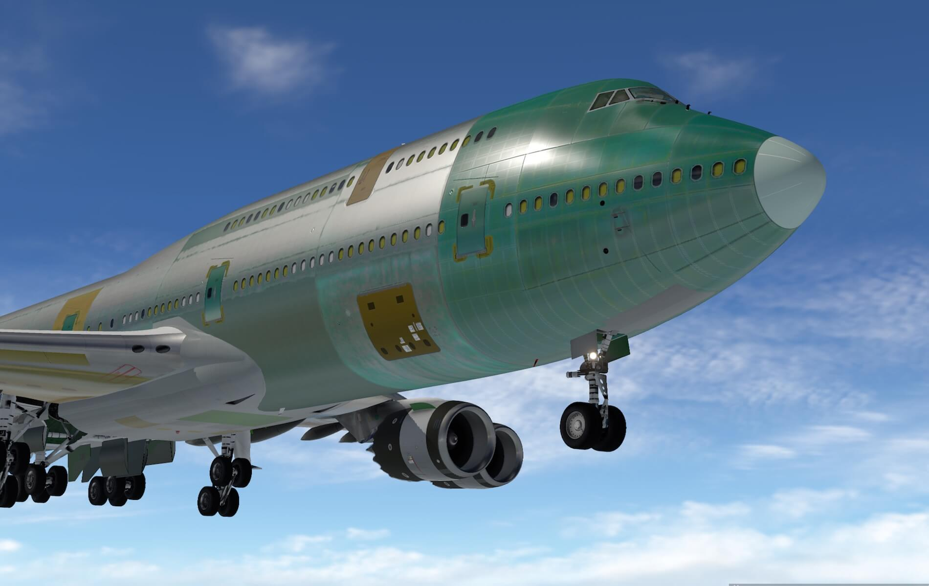 Boeing SSG 747-8i Factory Rollout | X-Plained, the Source