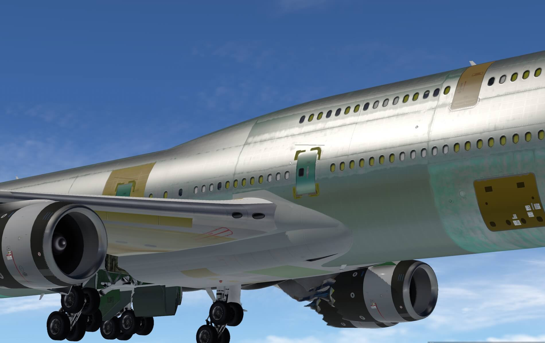 Boeing SSG 747-8i Factory Rollout   X-Plained, the Source for All
