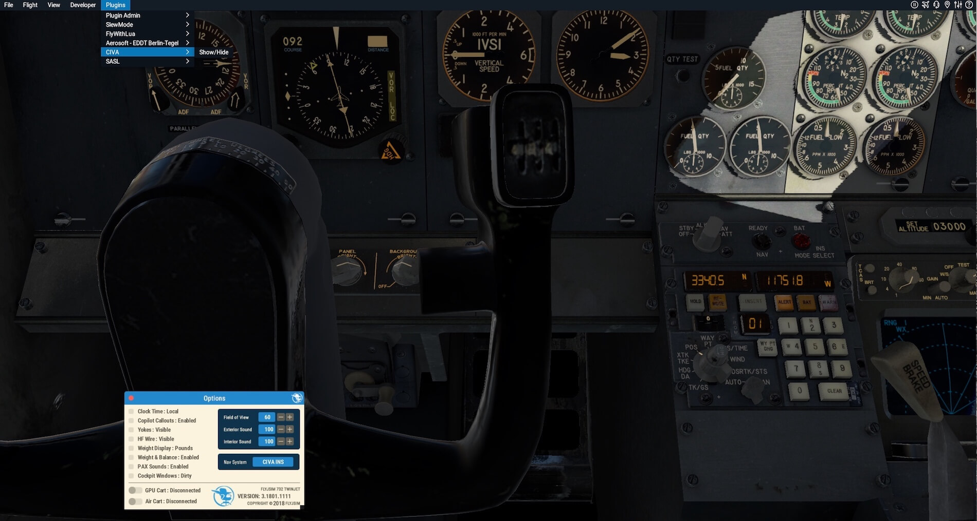 Review | FJS 732 TwinJet v3 | X-Plained, the Source for All Your X