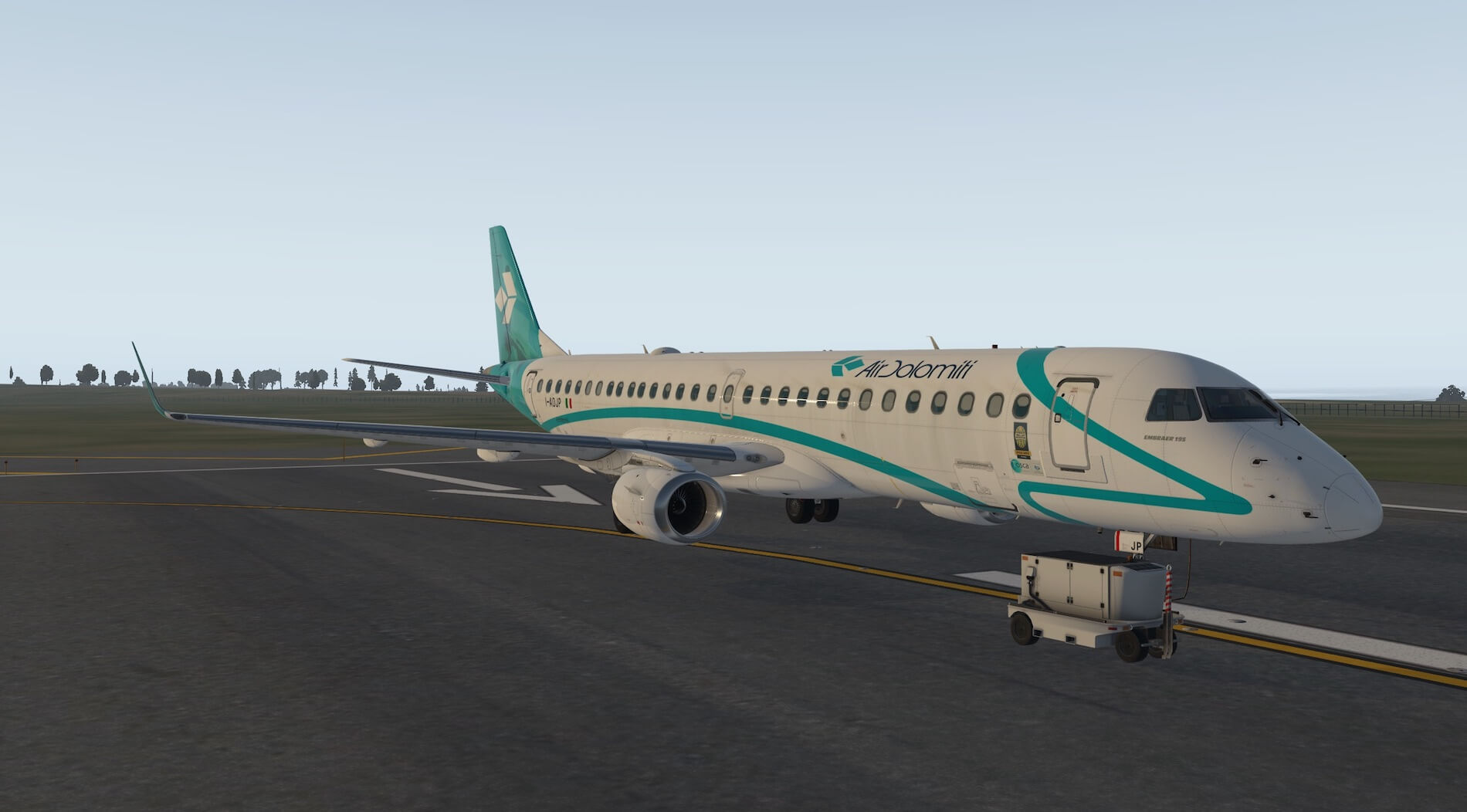 Review   SSG Embraer Evolution E-195   X-Plained, the Source for All