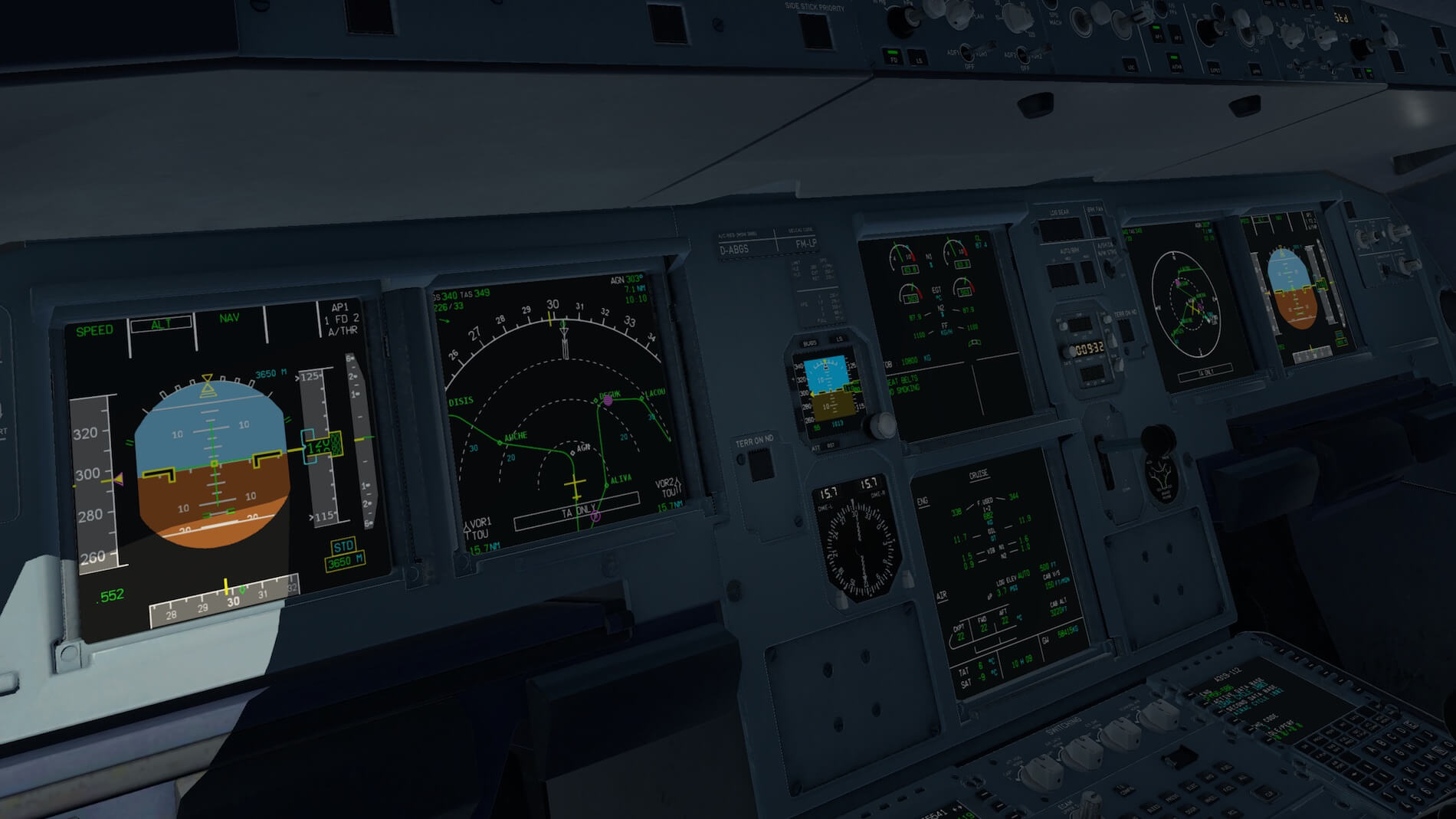Review | ToLiss Airbus A319 | X-Plained, the Source for All