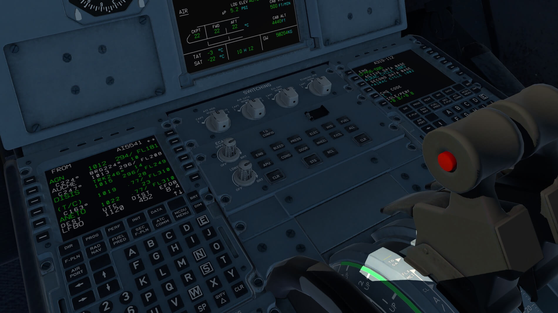 Review   ToLiss Airbus A319   X-Plained, the Source for All