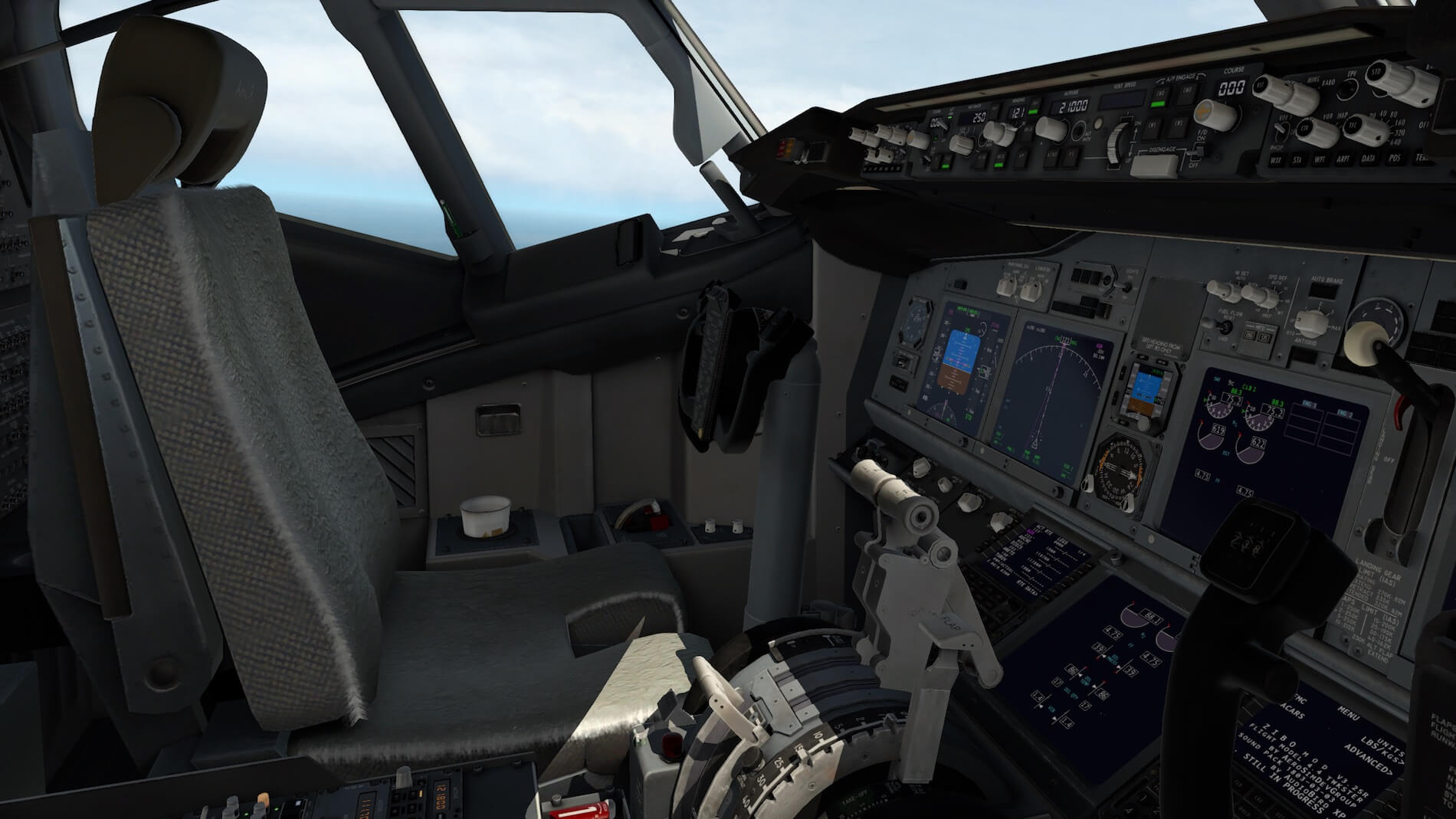 Zibo 737-800 Flight Impression | X-Plained, the Source for