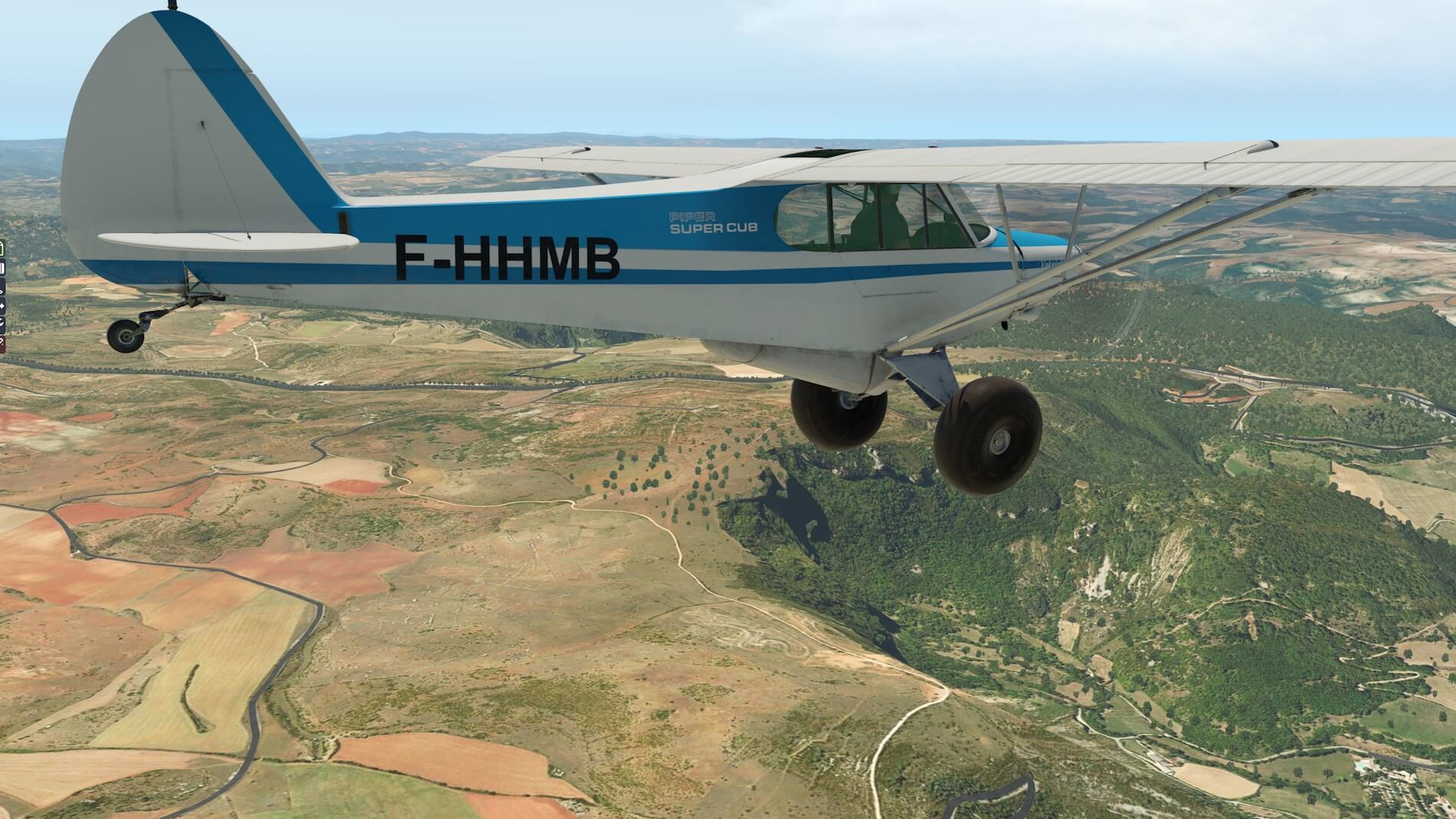 Review   ASDG Piper Cub   X-Plained, the Source for All Your X-Plane