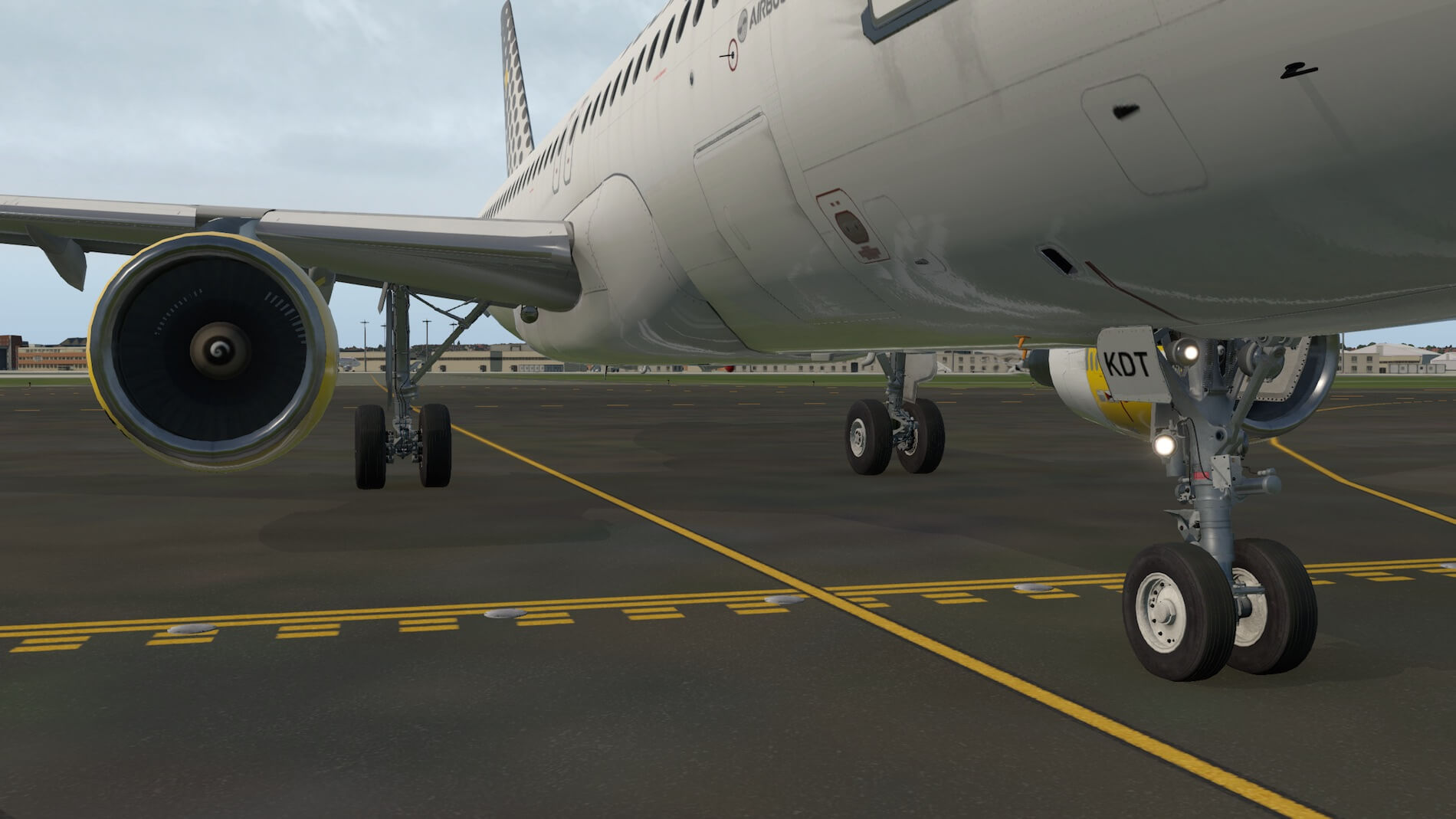 Exclusive Screenshot Flight Factor A320 Impression | X-Plained, the