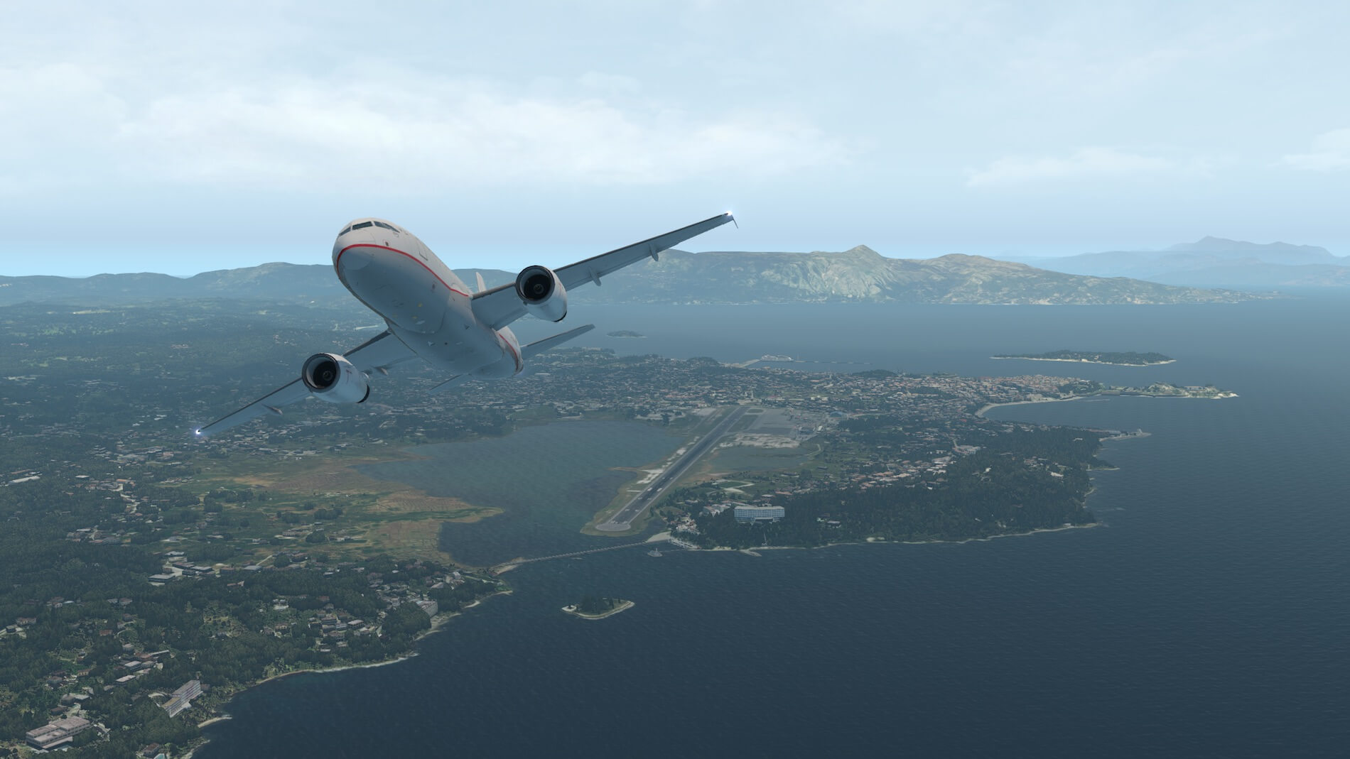 Review | FlyTampa Corfu | X-Plained, the Source for All Your X-Plane