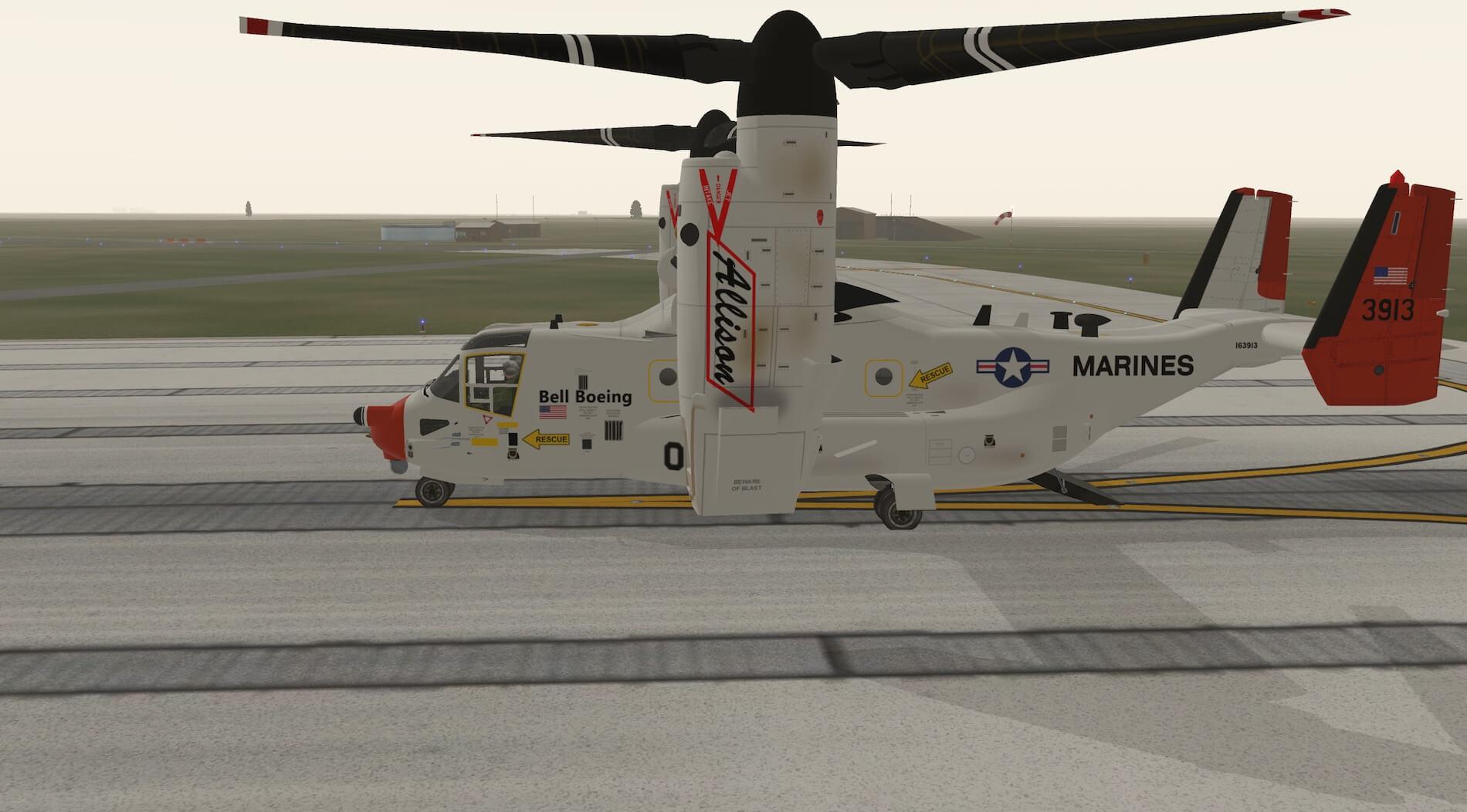 review aoa simulations boeing v 22b osprey x plained the source rh x plained com Osprey Flight Distance V-22 Osprey Flight