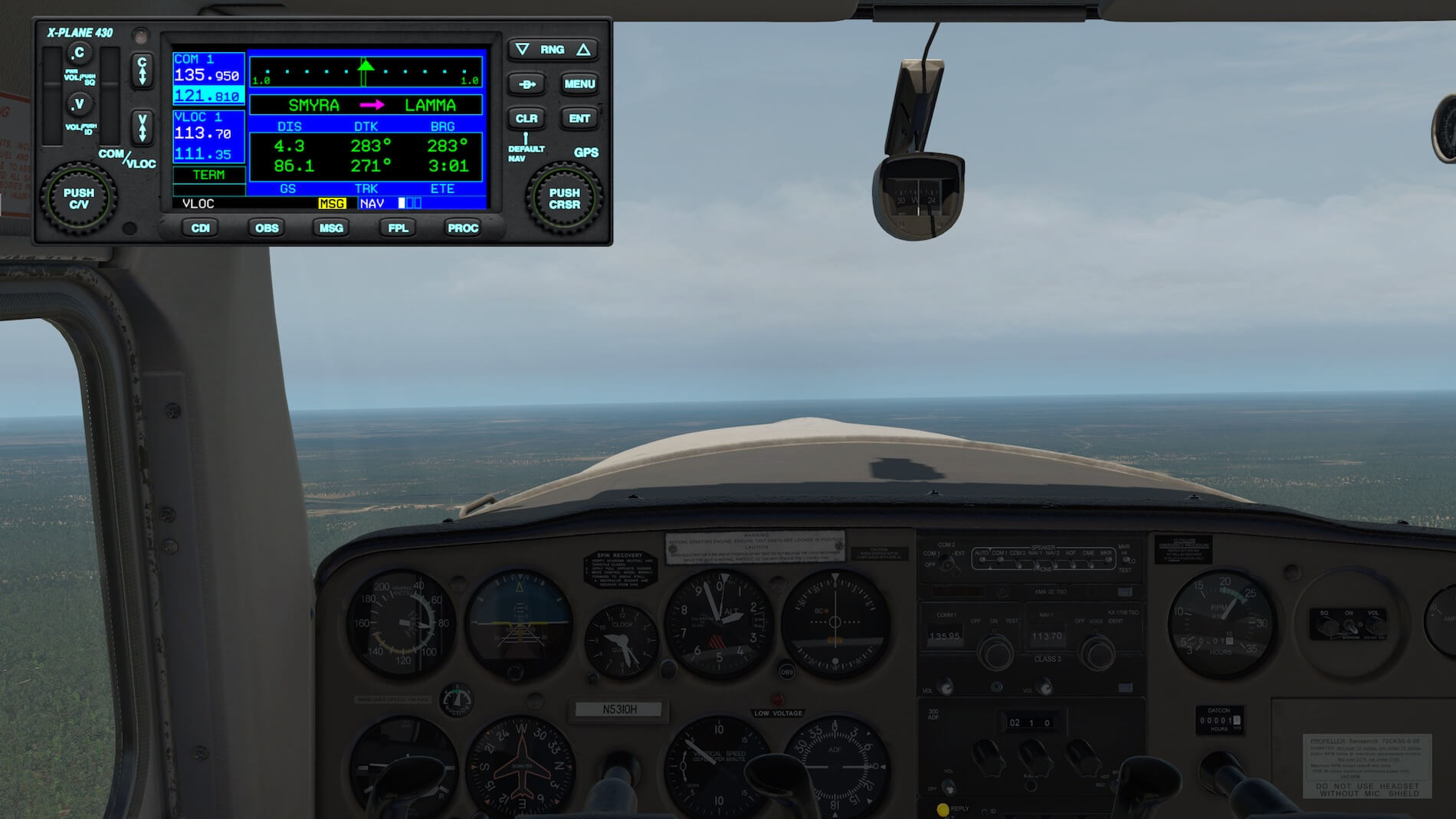 Review   Just Flight Cessna C152   X-Plained, the Source for All