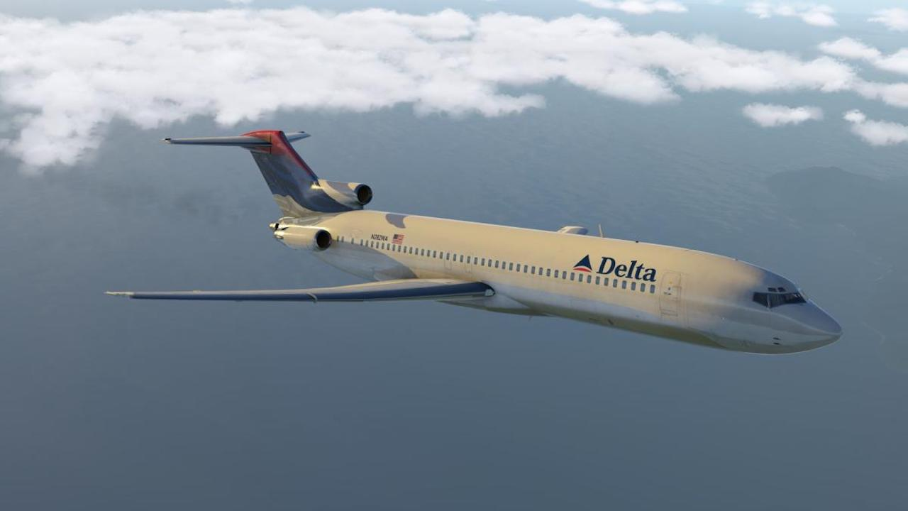 722A – Delta | X-Plained, the Source for All Your X-Plane Articles