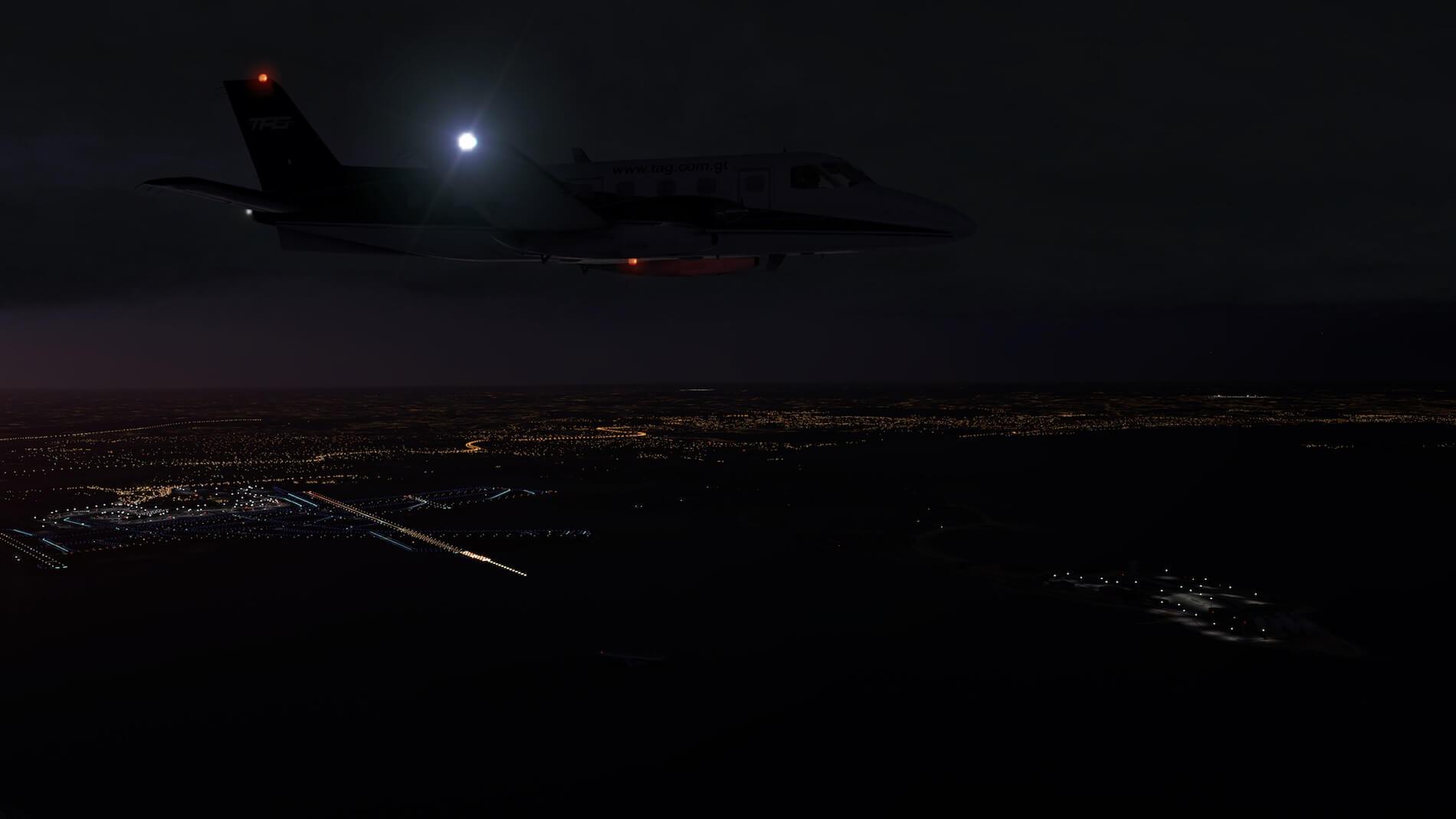 Embraer EMB 110 … nickname Bandeirante0 Comments