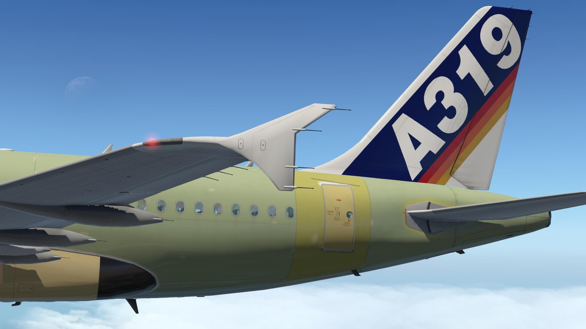 Toliss A319 Vr Related Keywords & Suggestions - Toliss A319