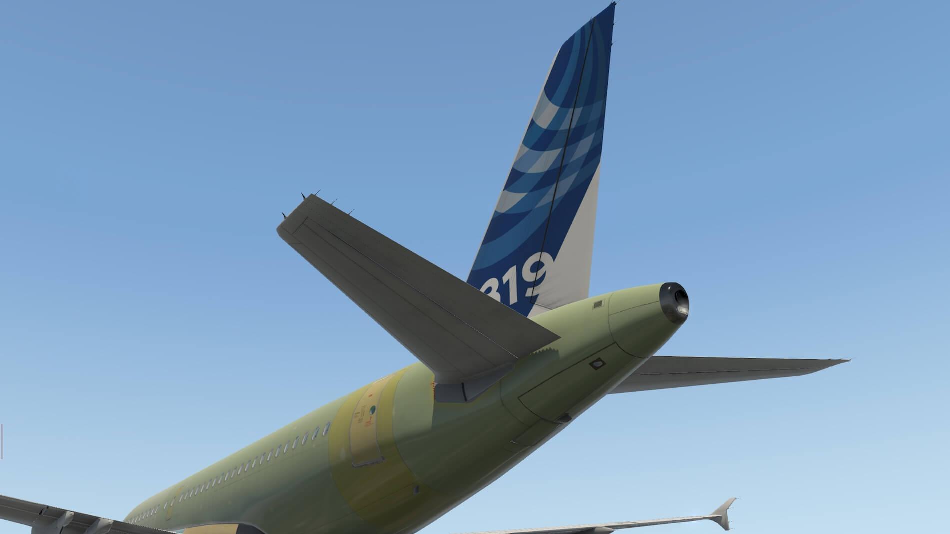 Toliss A319 | Pics | Download |