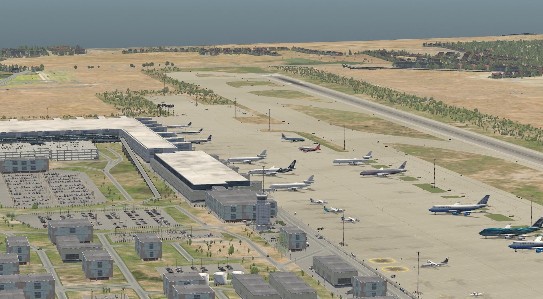Review | VirtualDesign3D Alicante International Airport | X