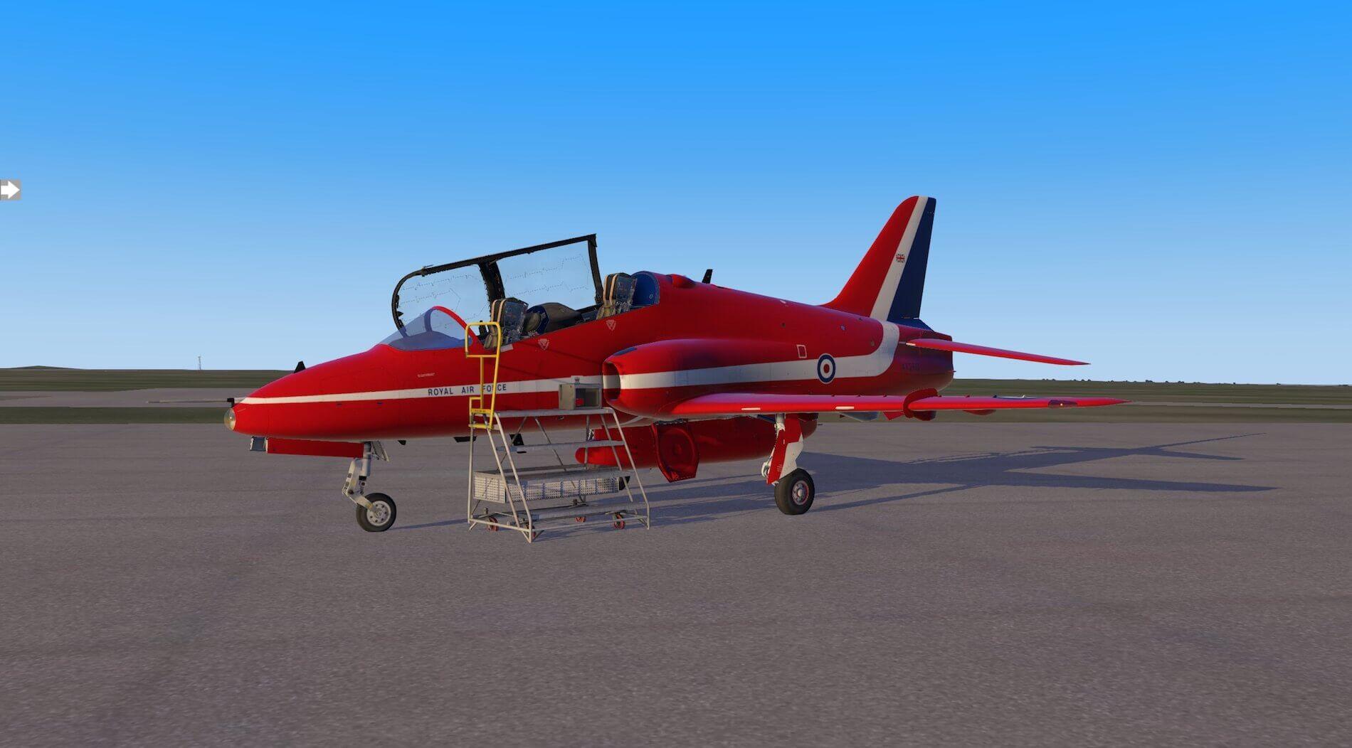 Oo Machloop Raf Xplane11 So - BerkshireRegion